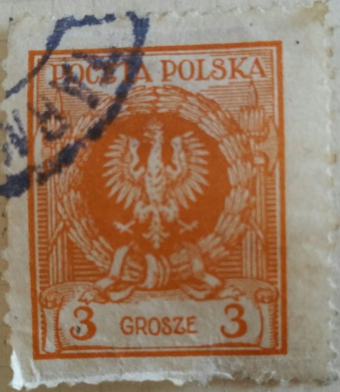 Orange sower stamp photo