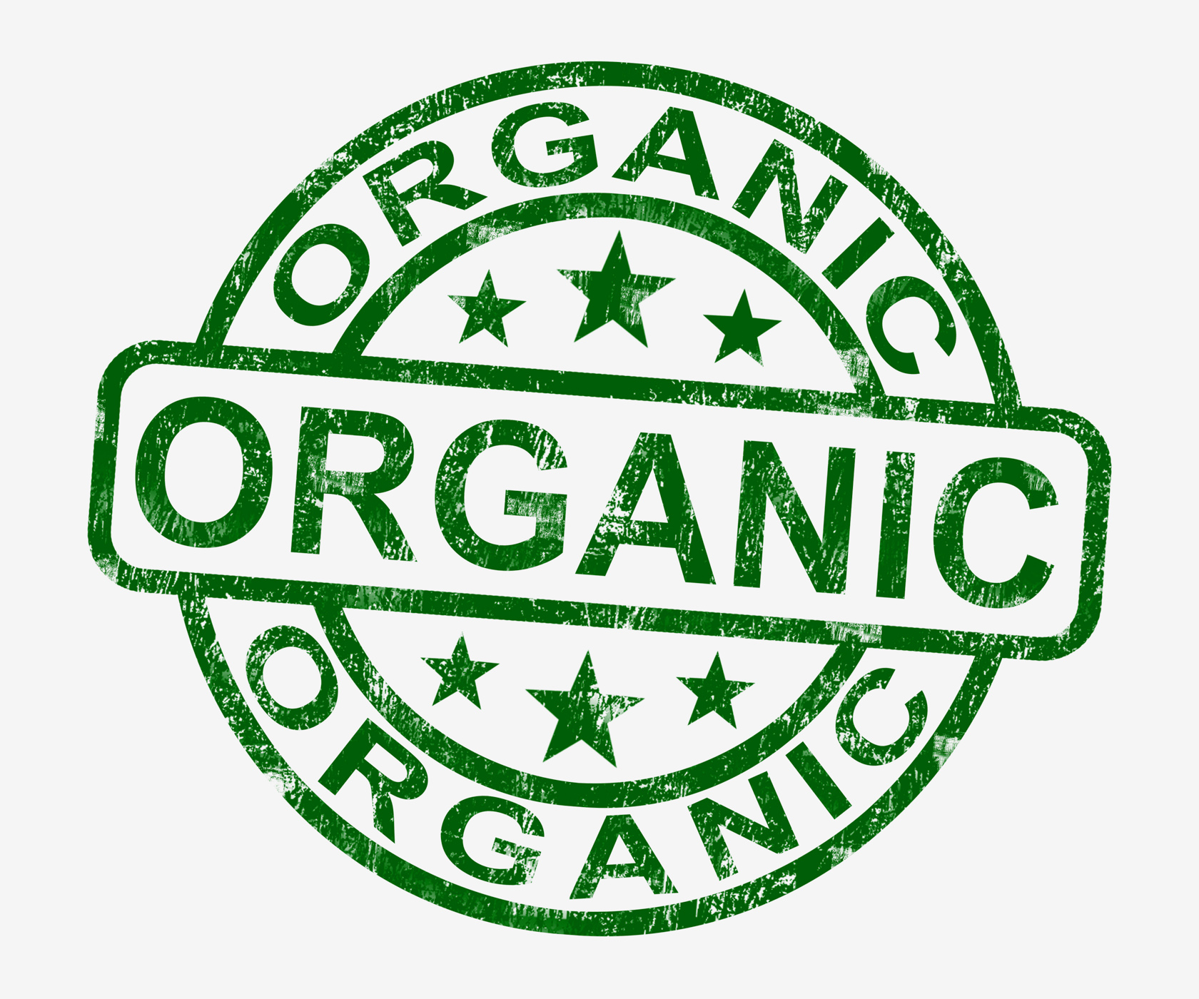 Organic Stamp Shows Natural Farm Food, 100, Natural, Pure, Products, HQ Photo