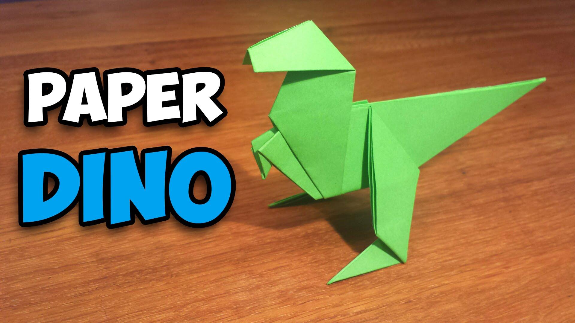 Easy Origami Ghost Tutorial - Halloween DIY - Paper Kawaii - YouTube | 1080x1920