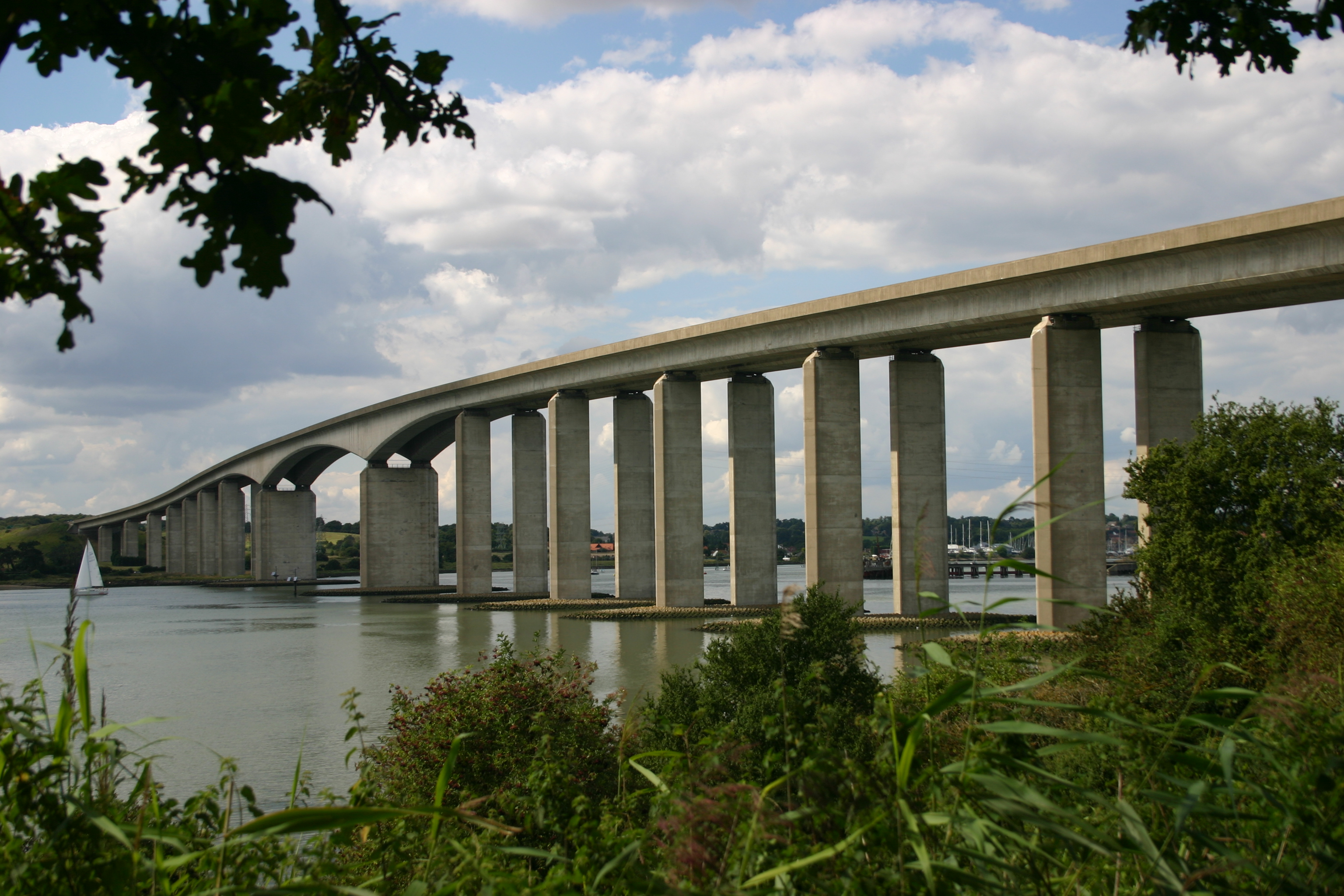 Orwell bridge photo