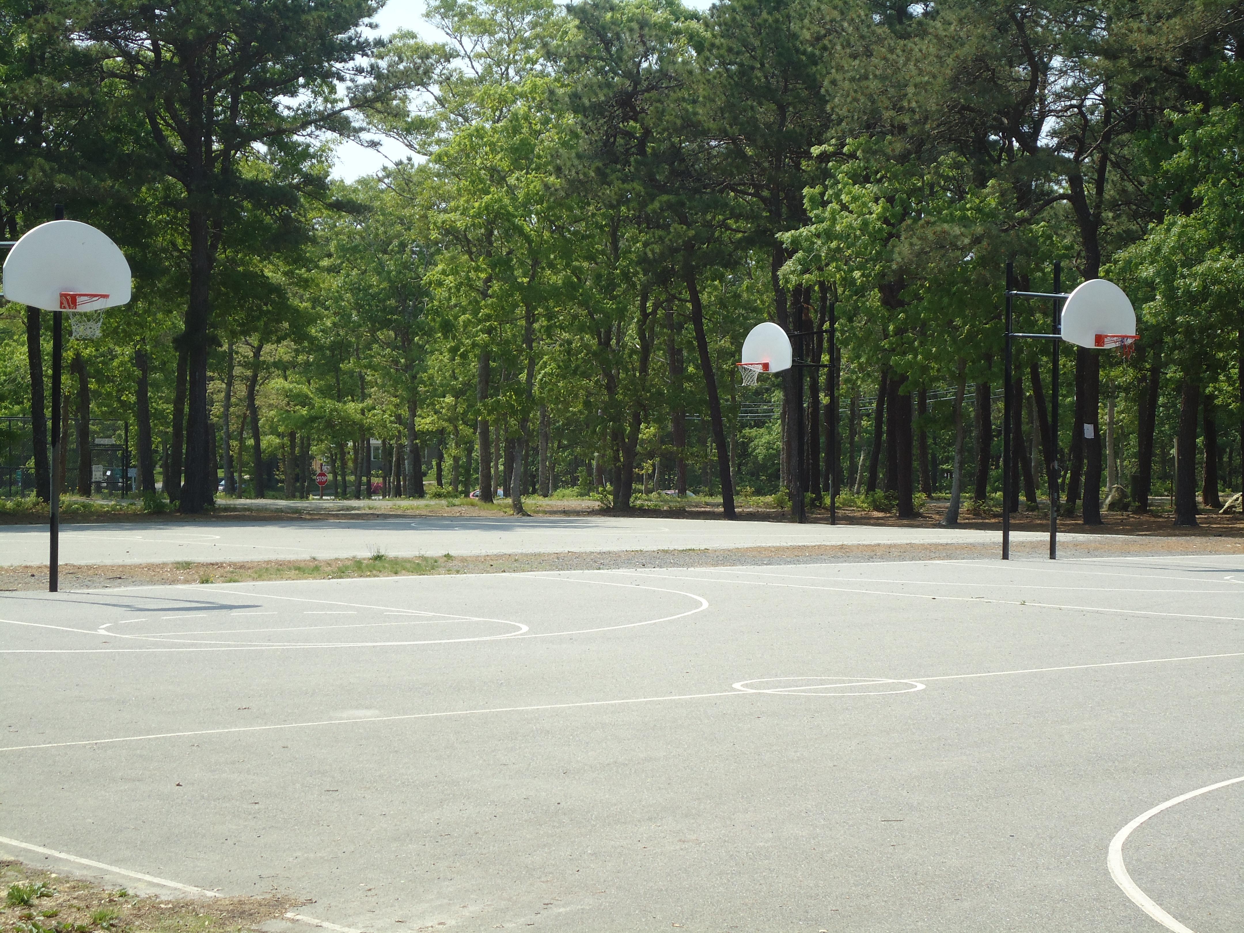 Outdoor Basketball Court, Basket, Court, Hoop, Outdoors, HQ Photo