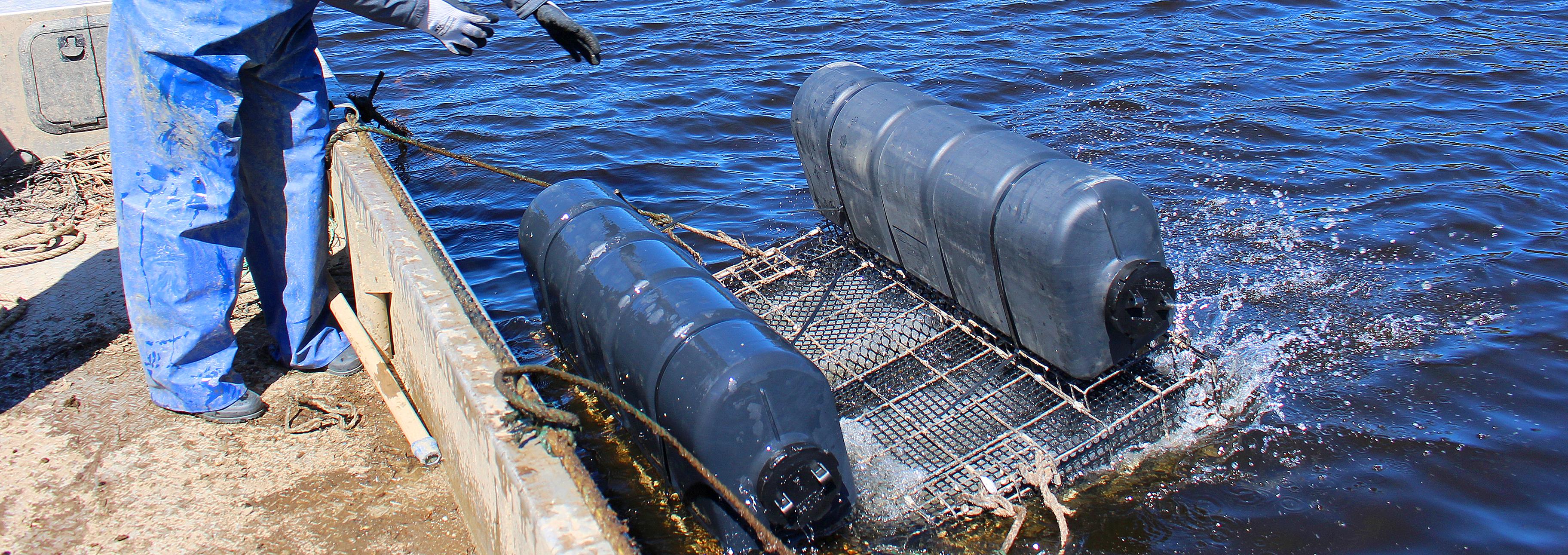 ECO-AQUA Shellfish Farming Solutions