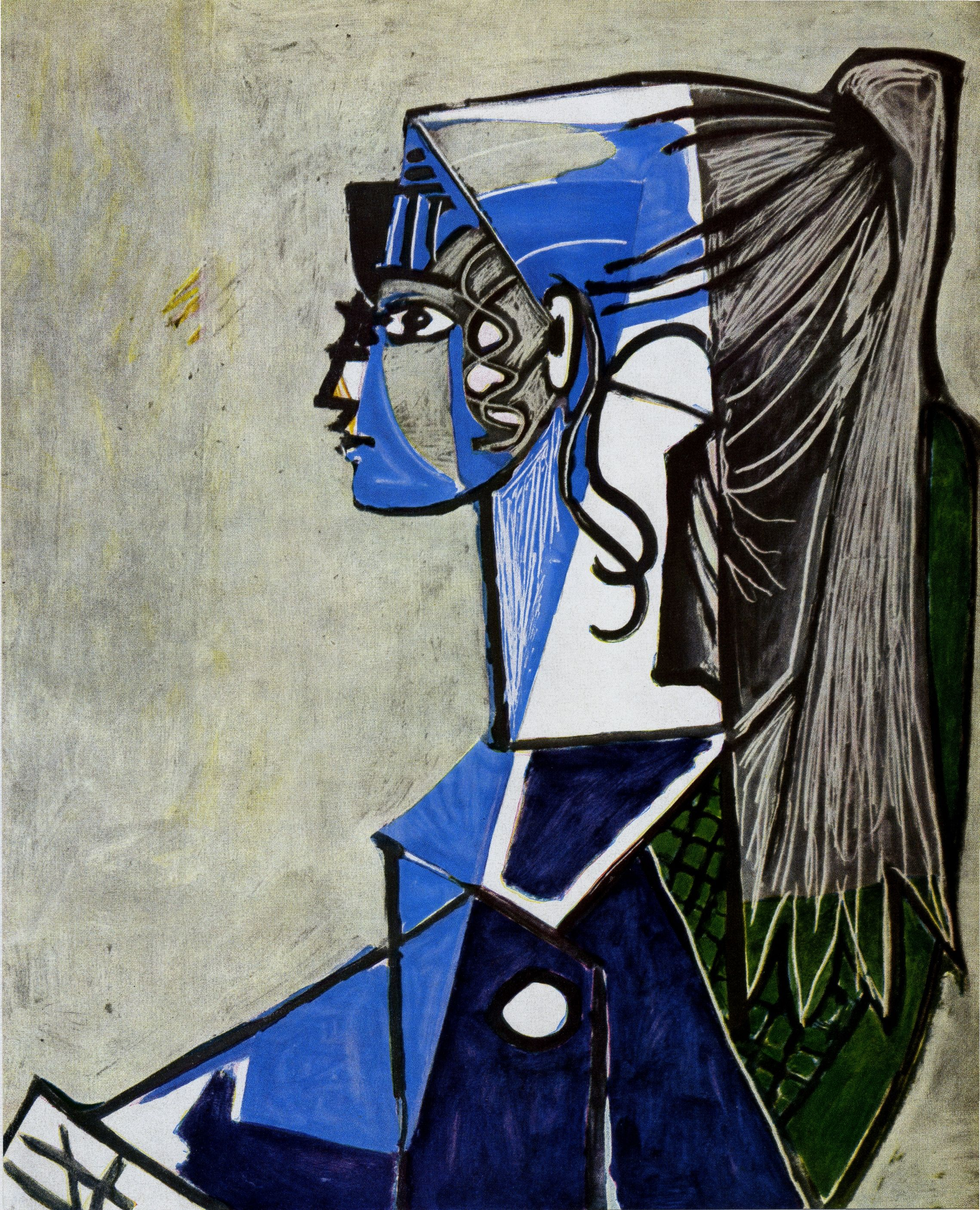 Pin by Stellarth on BELARTH   Pinterest   Picasso paintings, Picasso ...