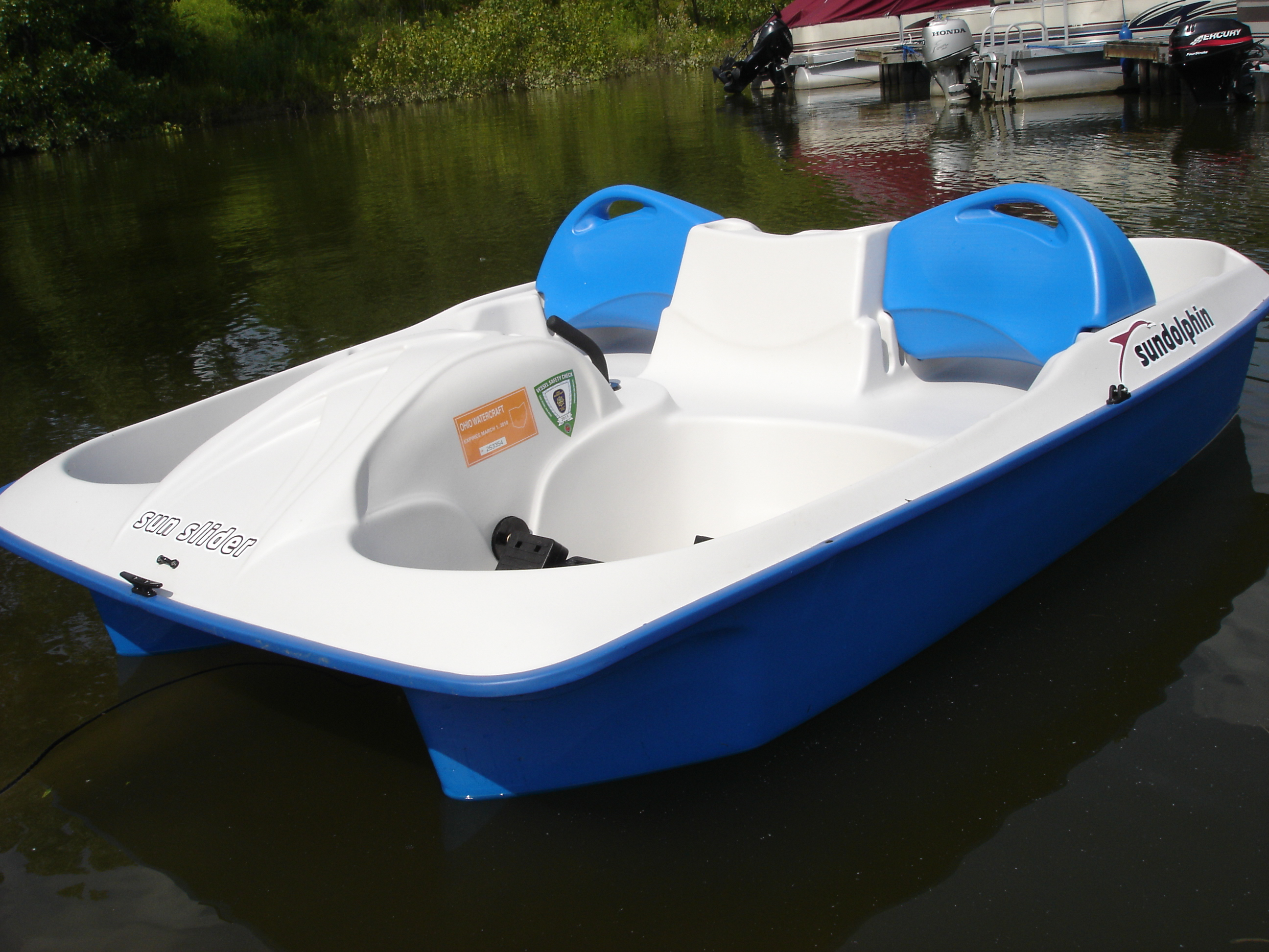 Paddleboat Rental | Berlin Water Adventures And Jet Ski Rentals