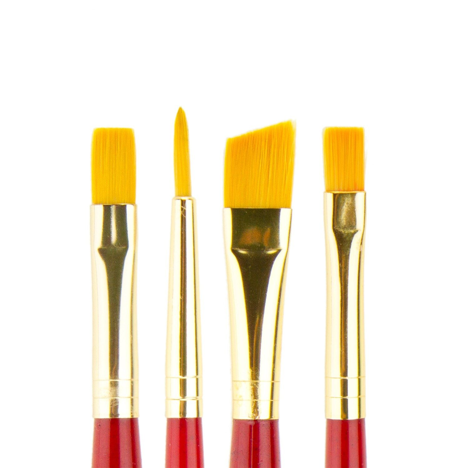 Princeton Paint Brush Set | Paint Brushes Ideal for Acrylic Paint