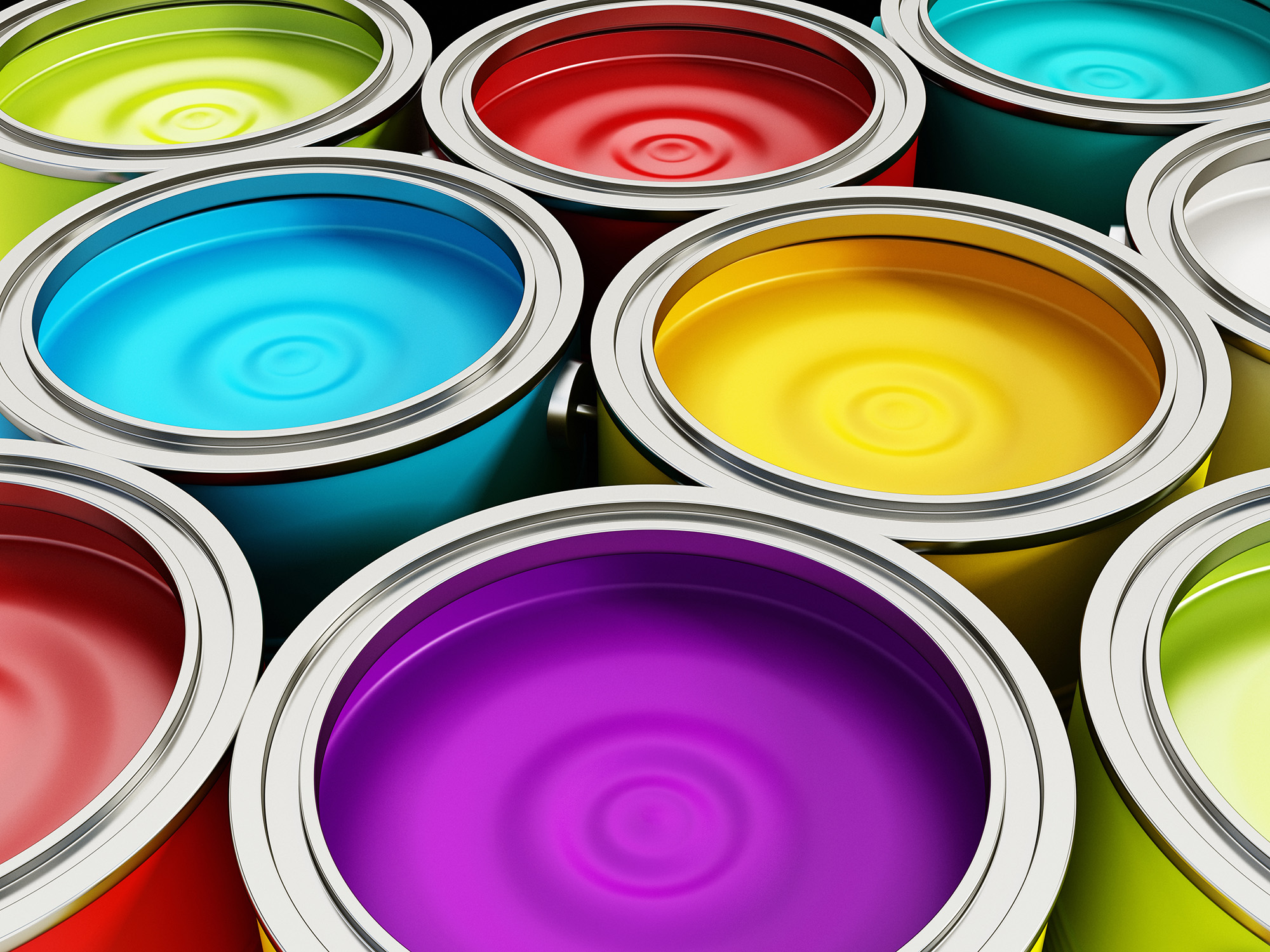Paint Cans | HD Free Foto