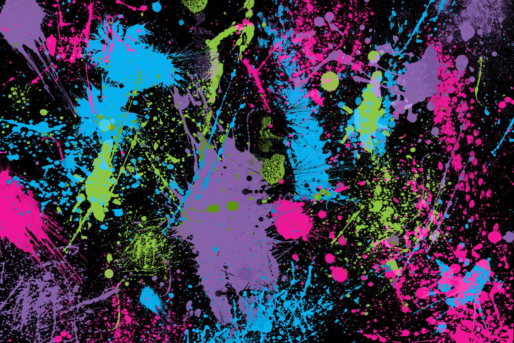 Splatter Paint Wallpapers - Wallpaper Cave