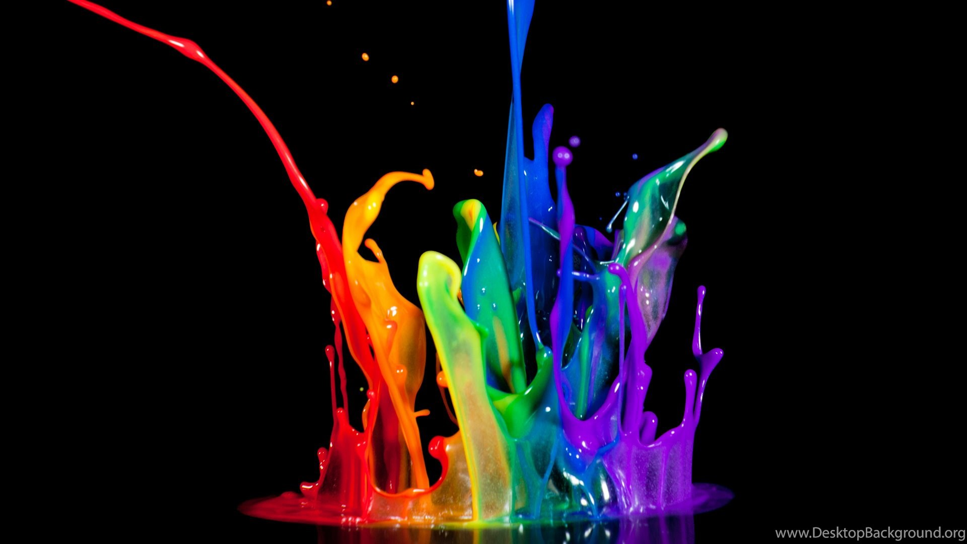 Download Free Modern Paint Splatter Backgrounds The Wallpapers ...
