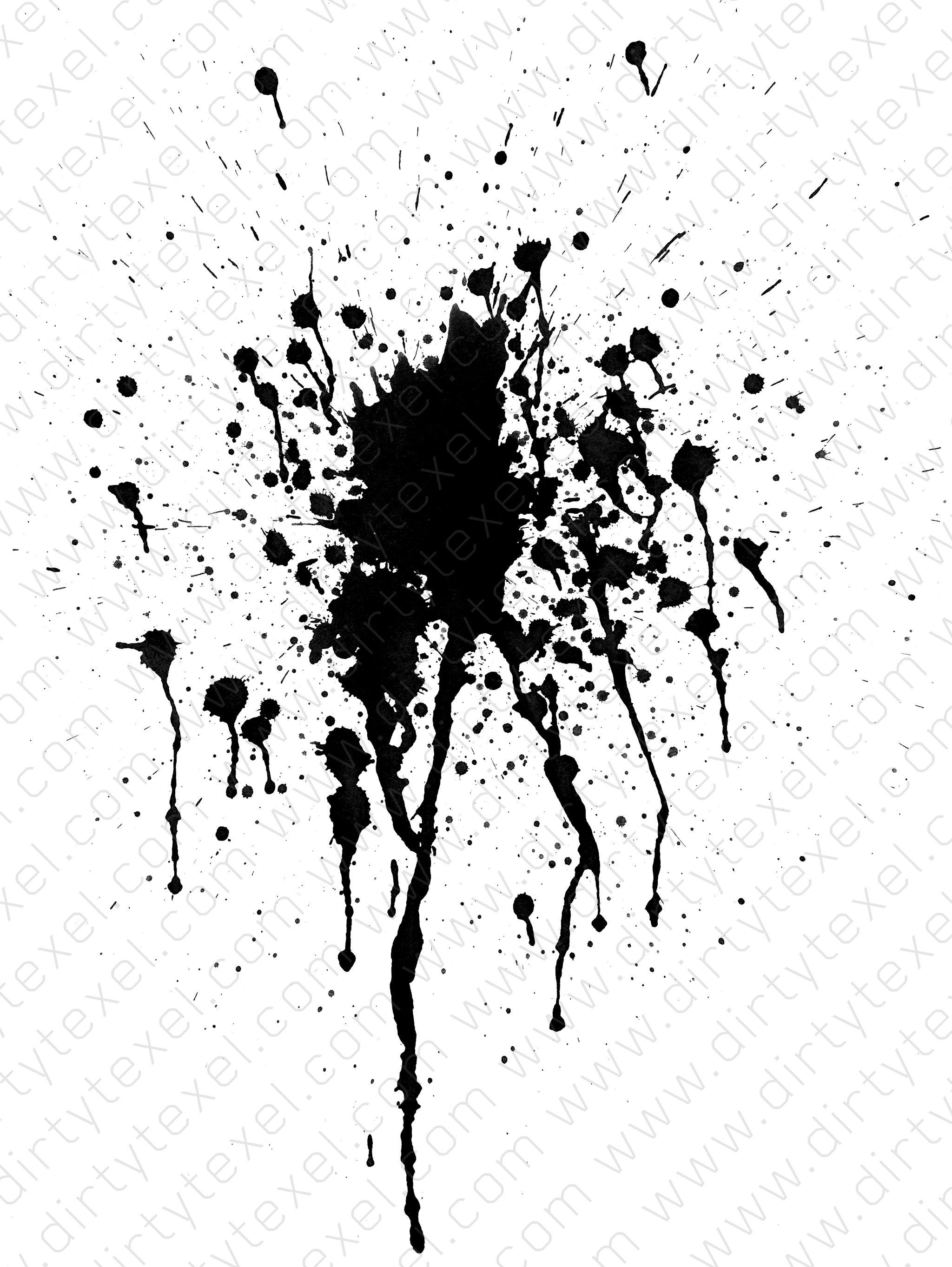 Free photo Paint Splatter Texture Texture Surface Tree Free