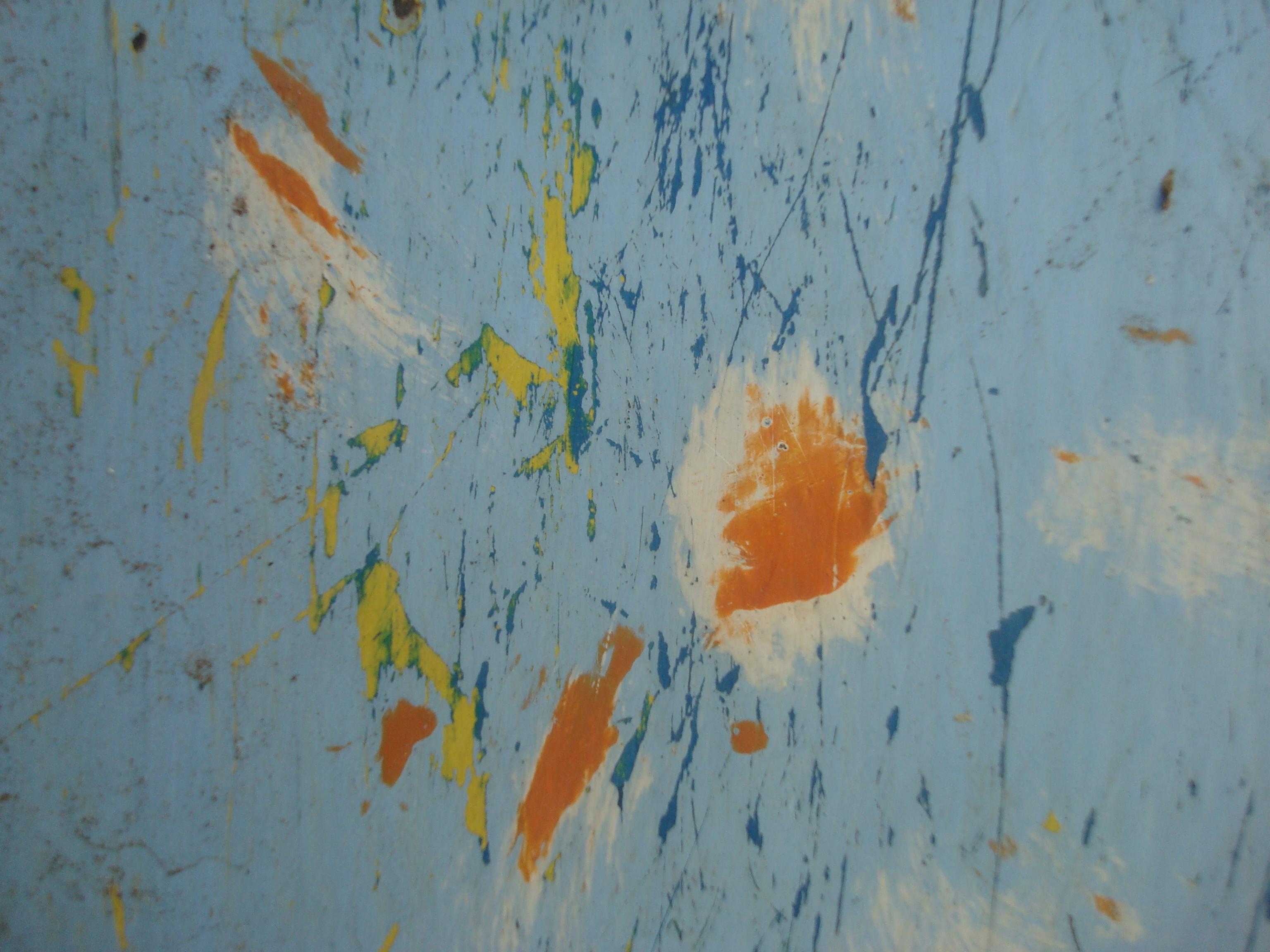 Paint texture photo