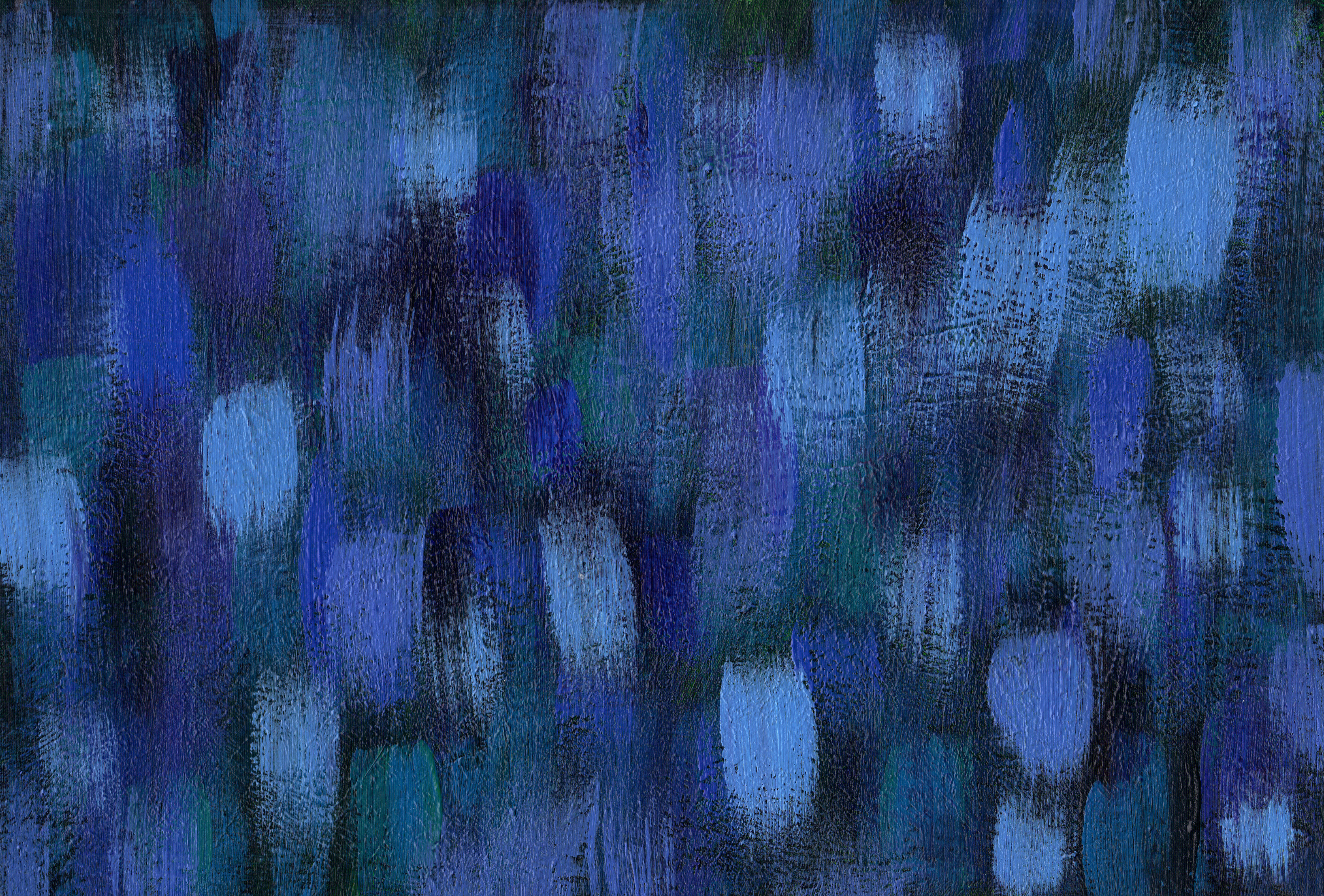 Blue Brush Paint Texture (JPG) | OnlyGFX.com