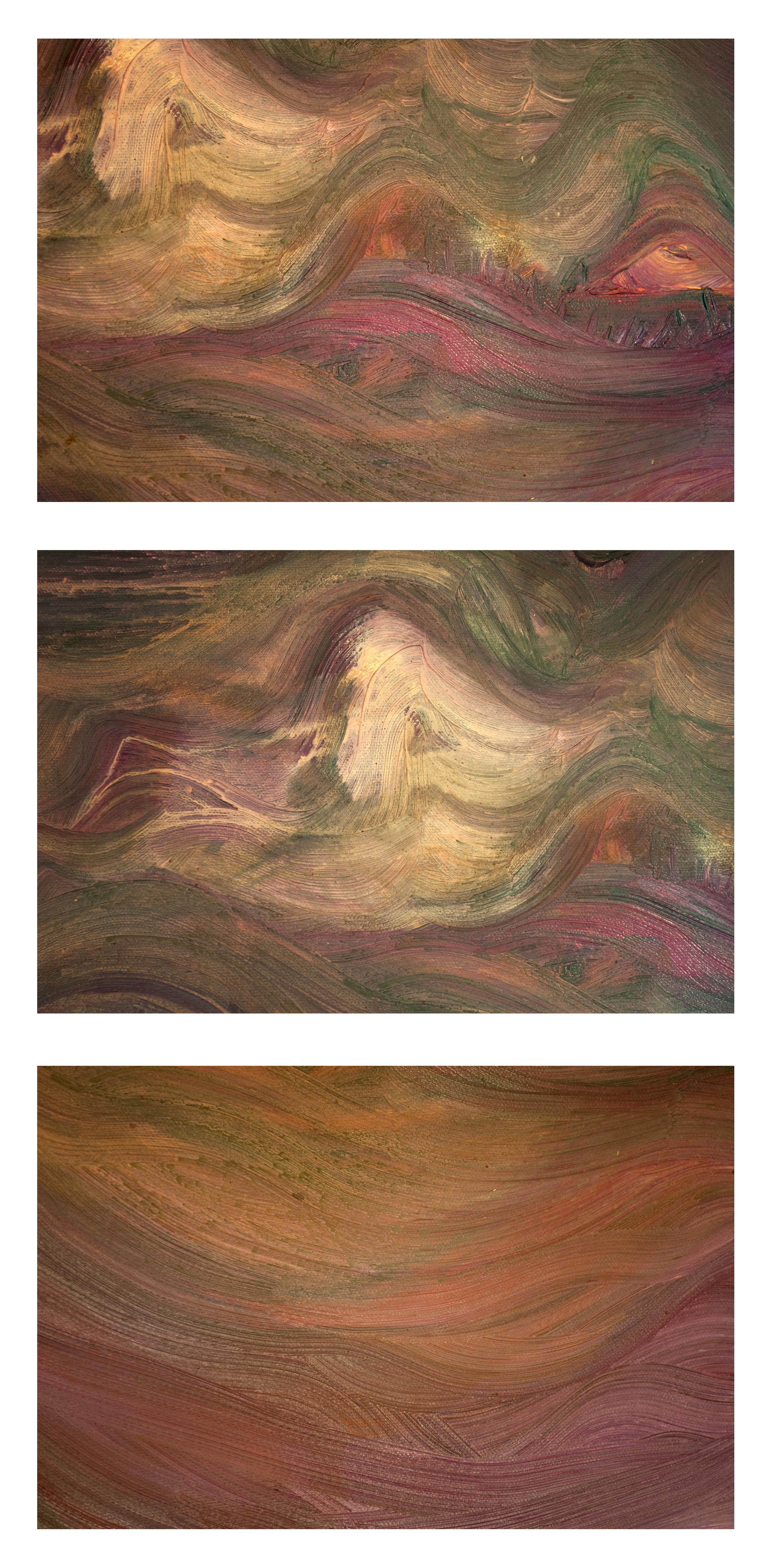 Paint Textures, Backgrounds, Canvas, Oil, Orange, HQ Photo