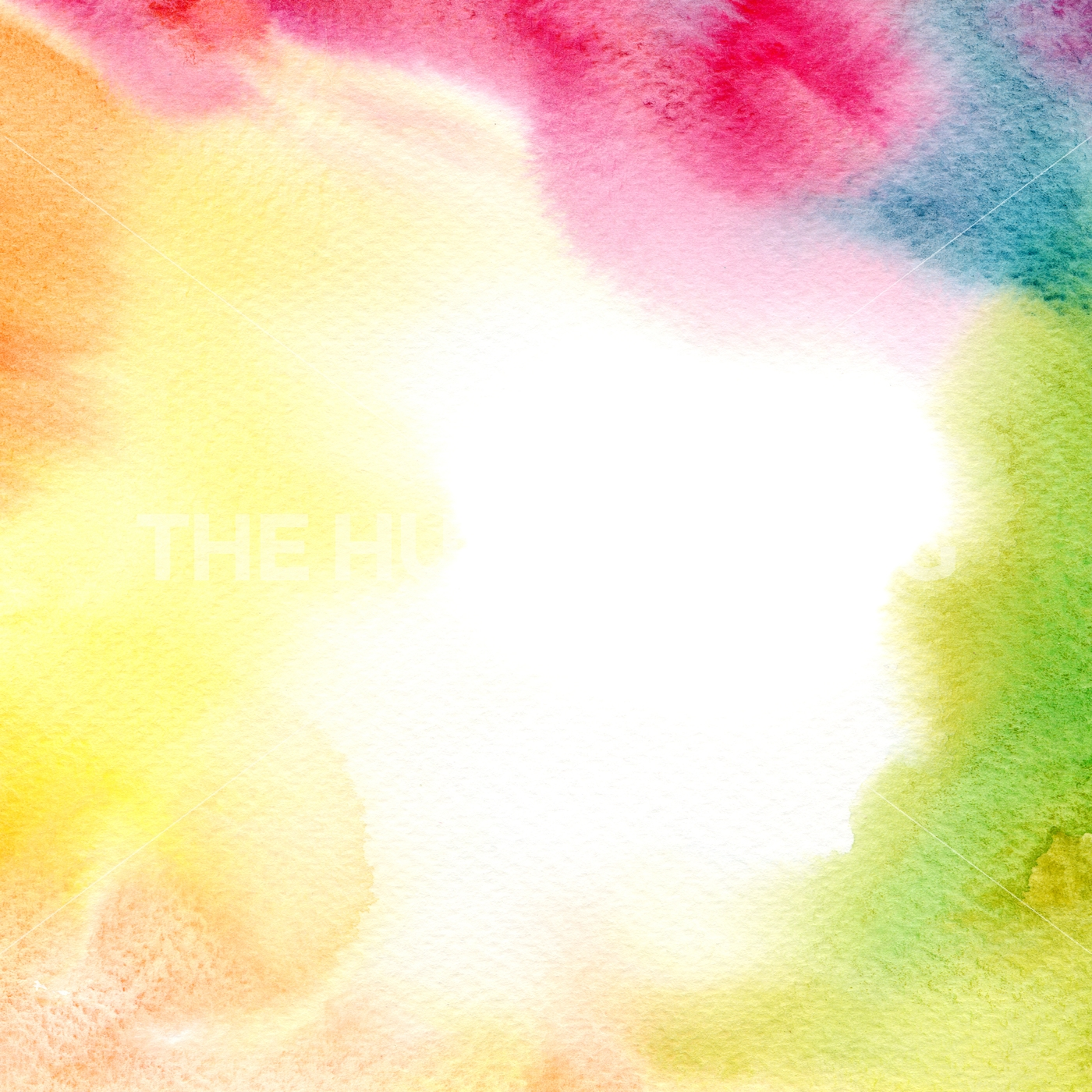 Abstract watercolor painted background by Rudchenko | TheHungryJPEG.com