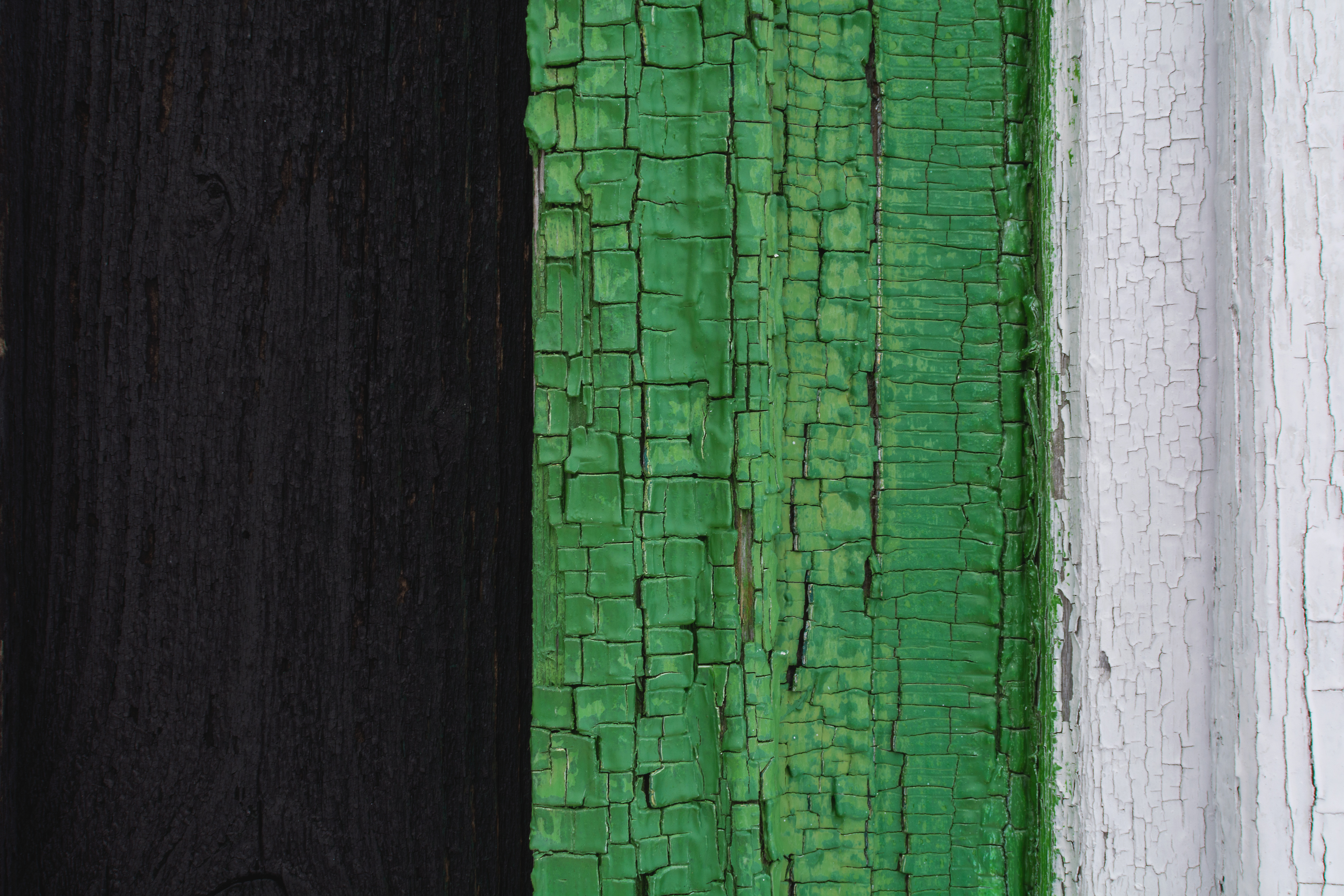 Free Image: Cracked Paint on Wood | Libreshot Public Domain Photos