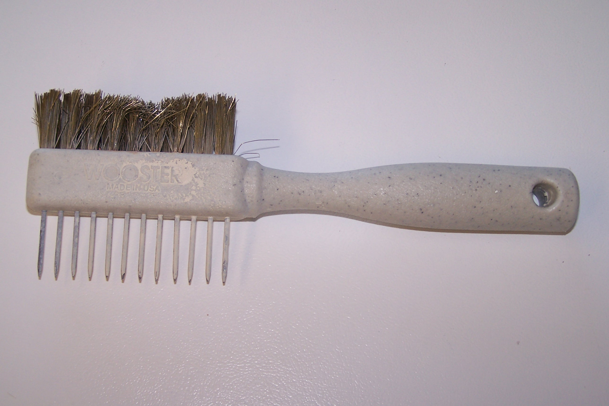 Painters Comb, Tool, Paint, Comb, Clean, HQ Photo