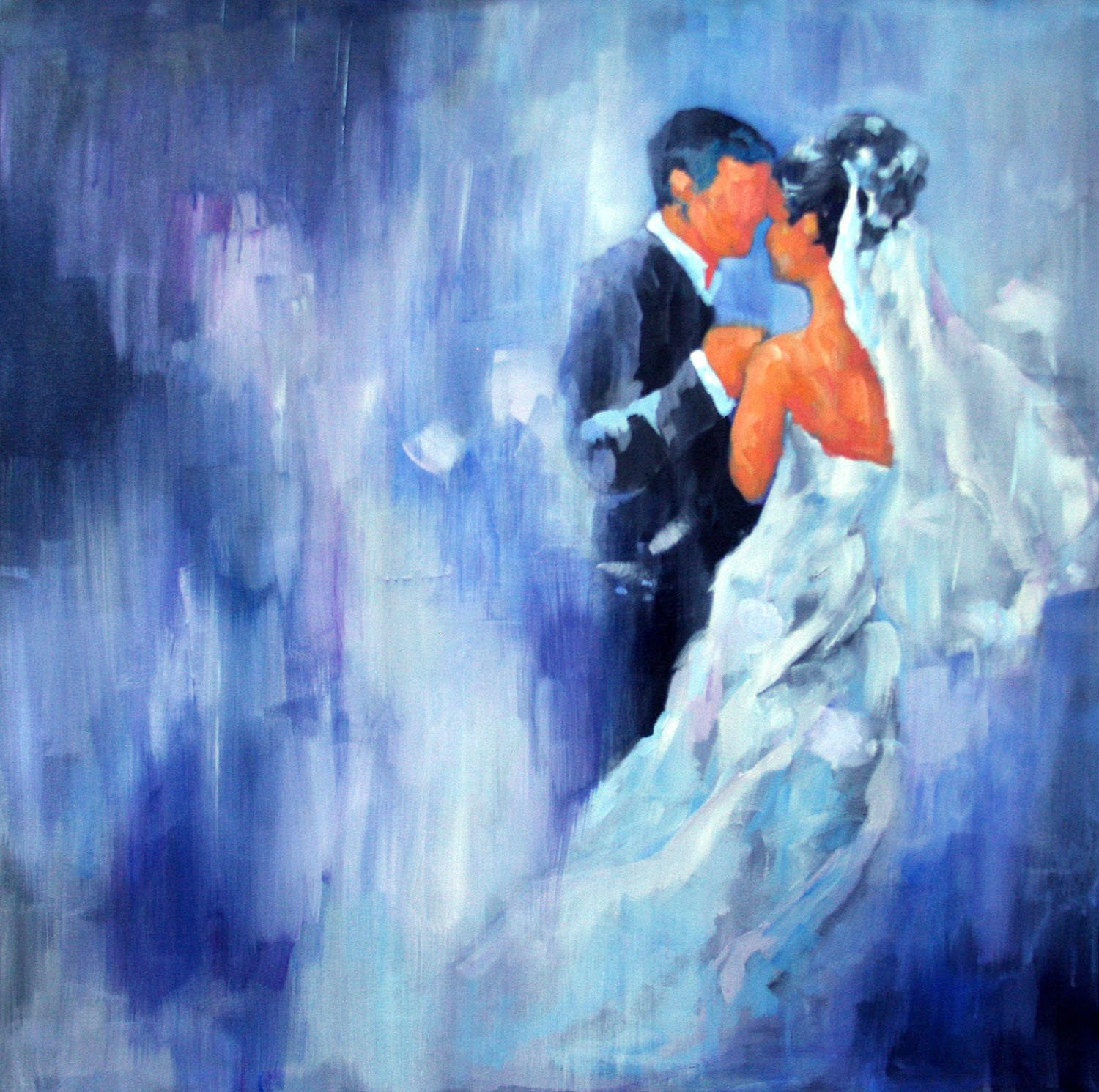 Dance of Love Painting - Posters by Sina Irani | Buy Posters, Frames ...