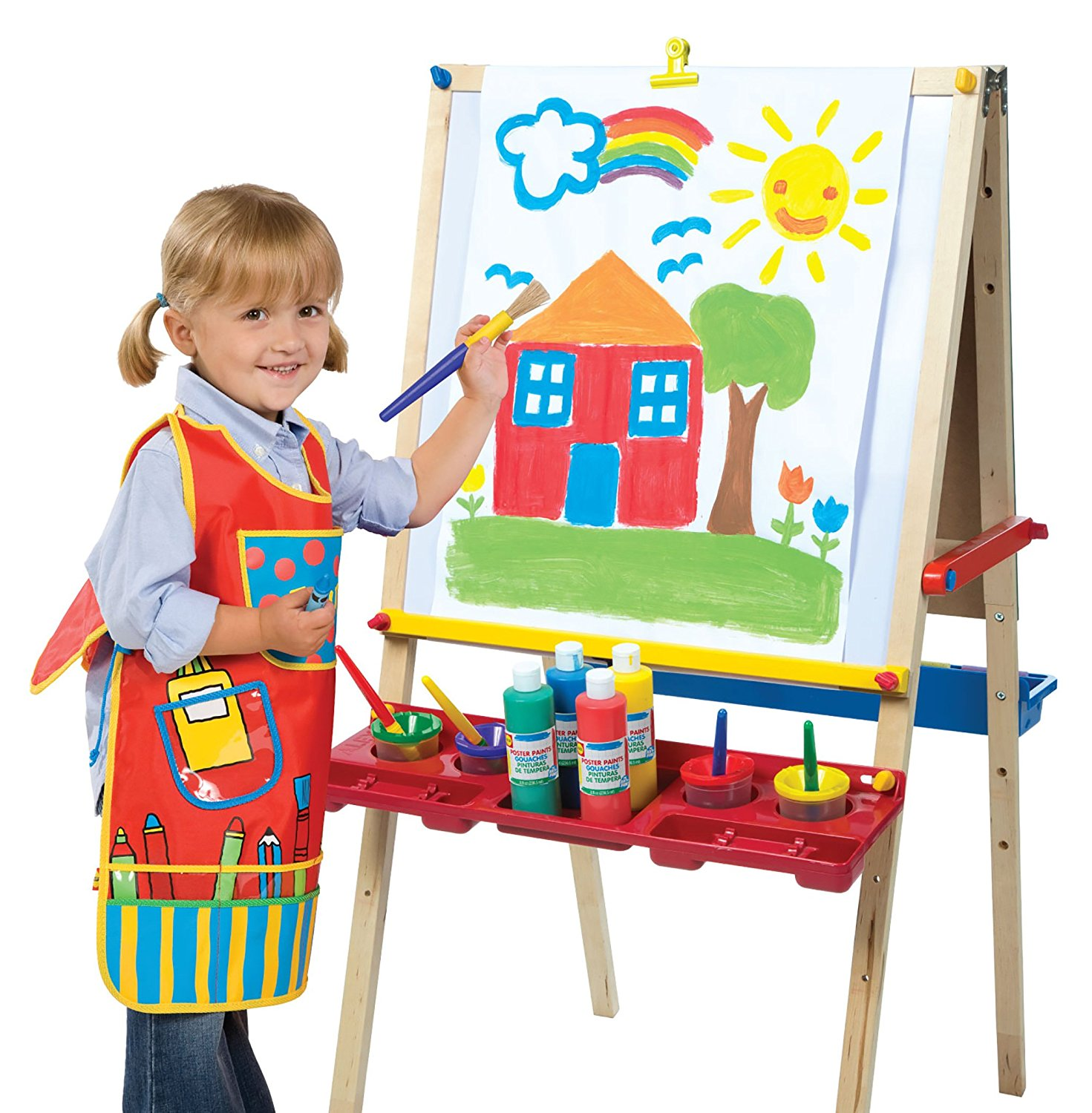 Amazon.com: ALEX Toys Artist Studio Ultimate Easel Accessories: Toys ...