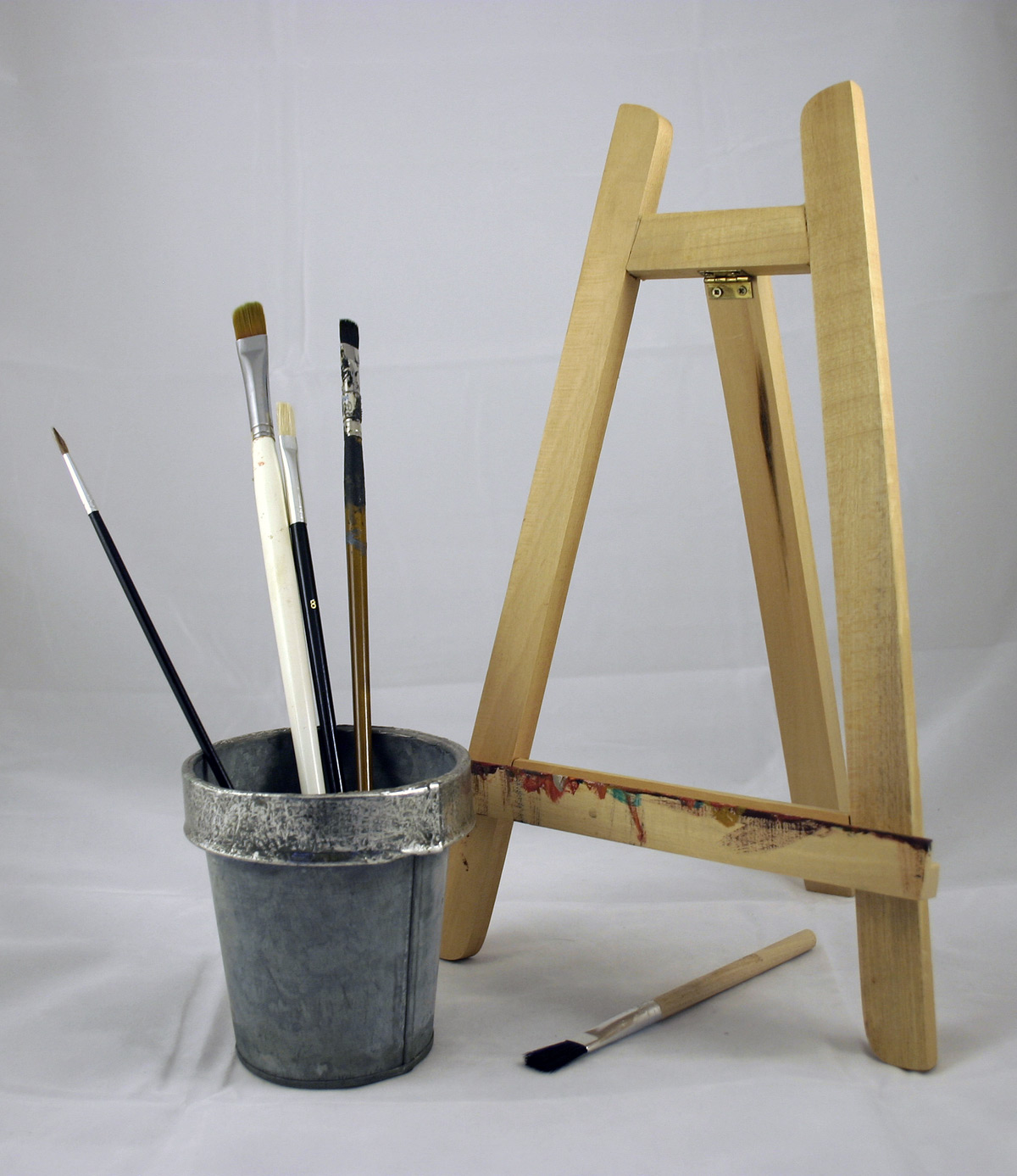Painting set, Art, Brush, Craft, Display, HQ Photo