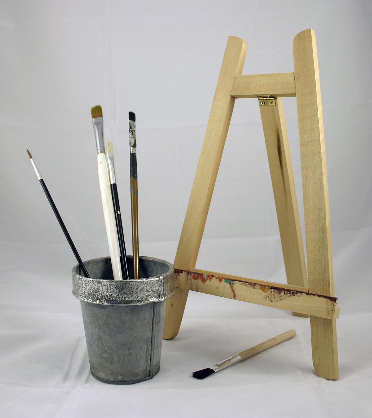 Painting set, Art, Brush, Craft, Display, HQ Photo