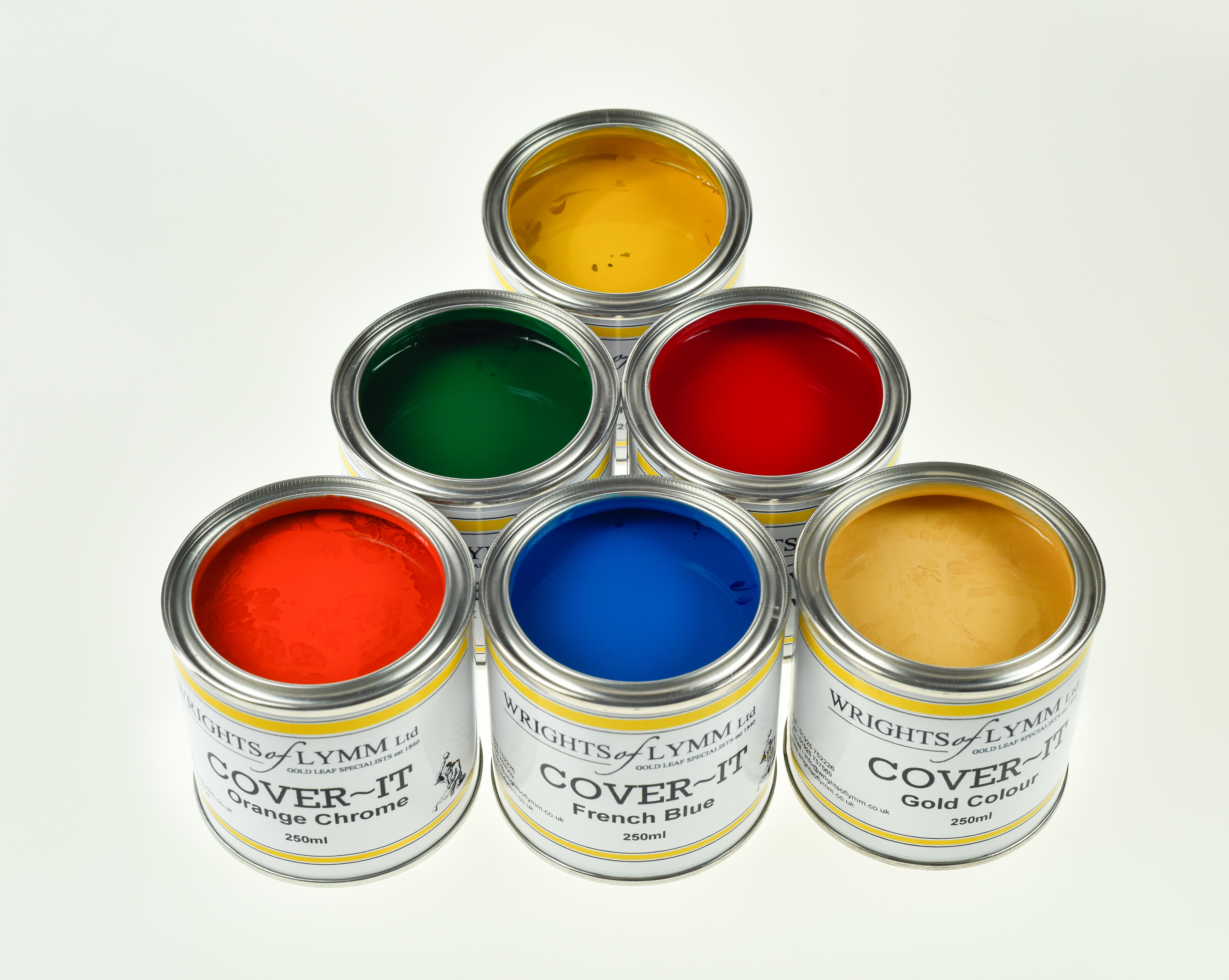 Signwriting Paints - Signwriting & Pinstriping