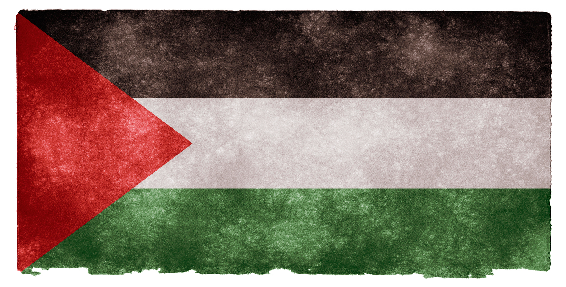 Palestine Grunge Flag, Aged, Red, Middle-east, Middle-eastern, HQ Photo