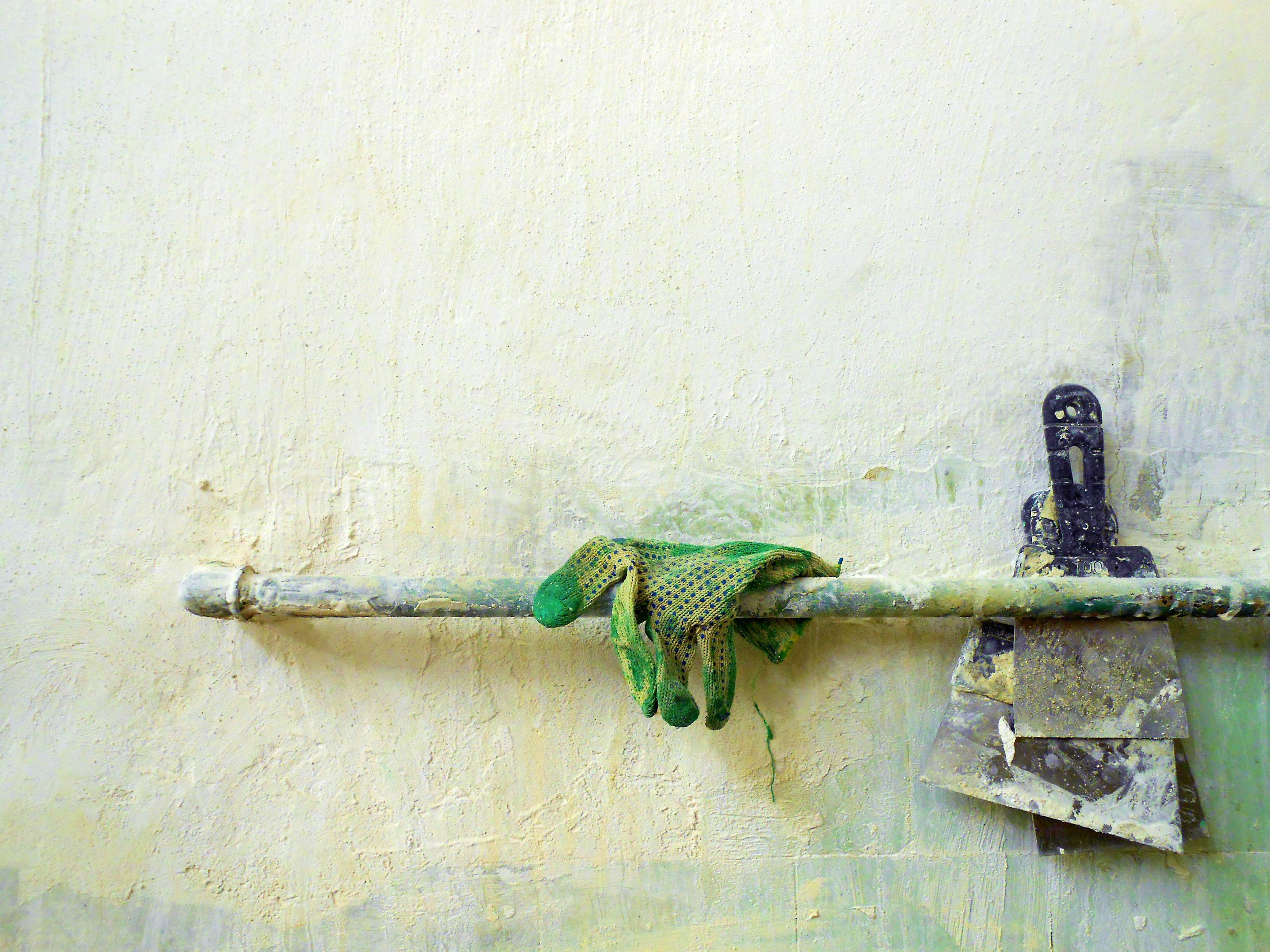 Palette-knife photo