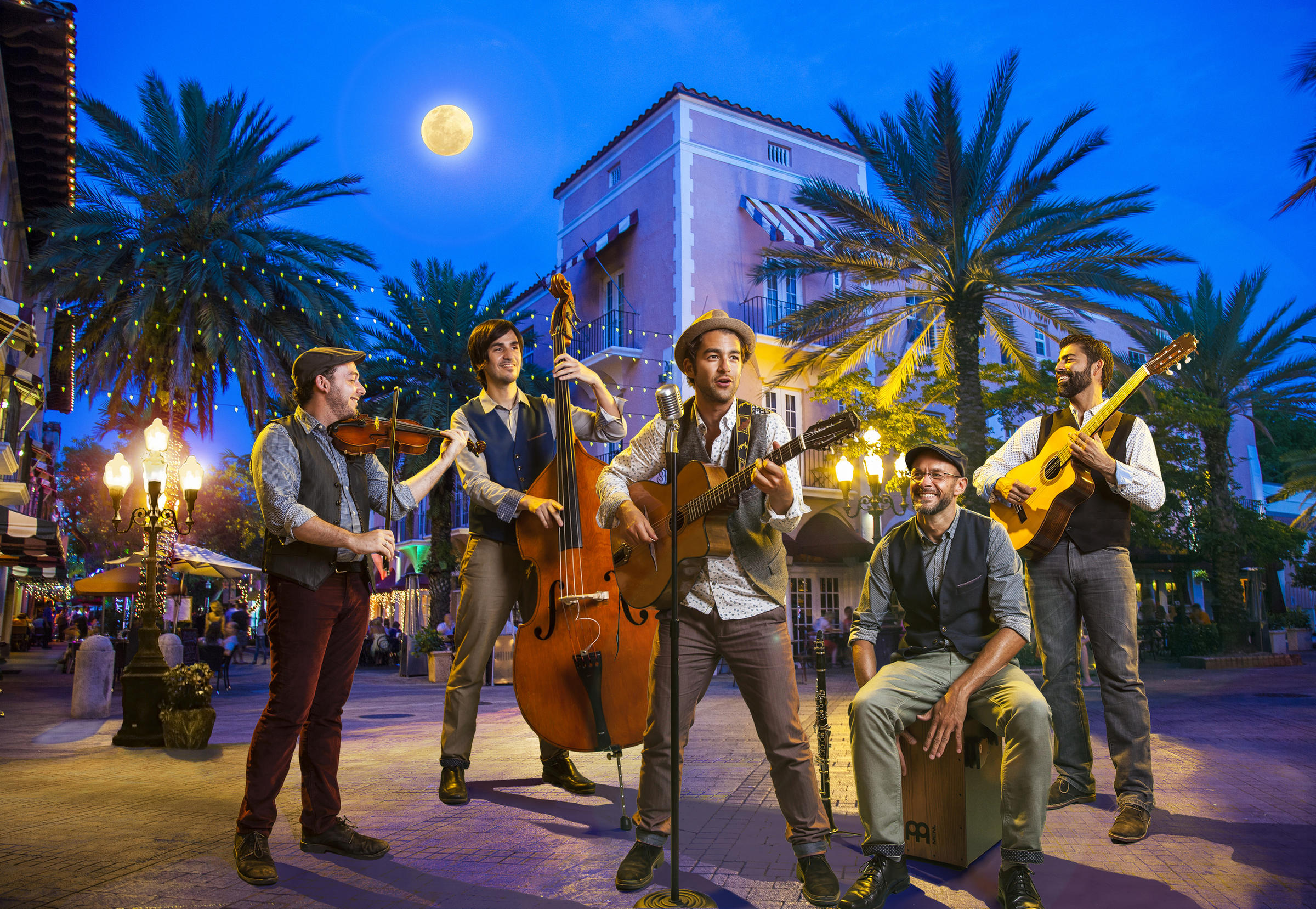 A French Musician Finds Niche With South Florida Audiences | WLRN