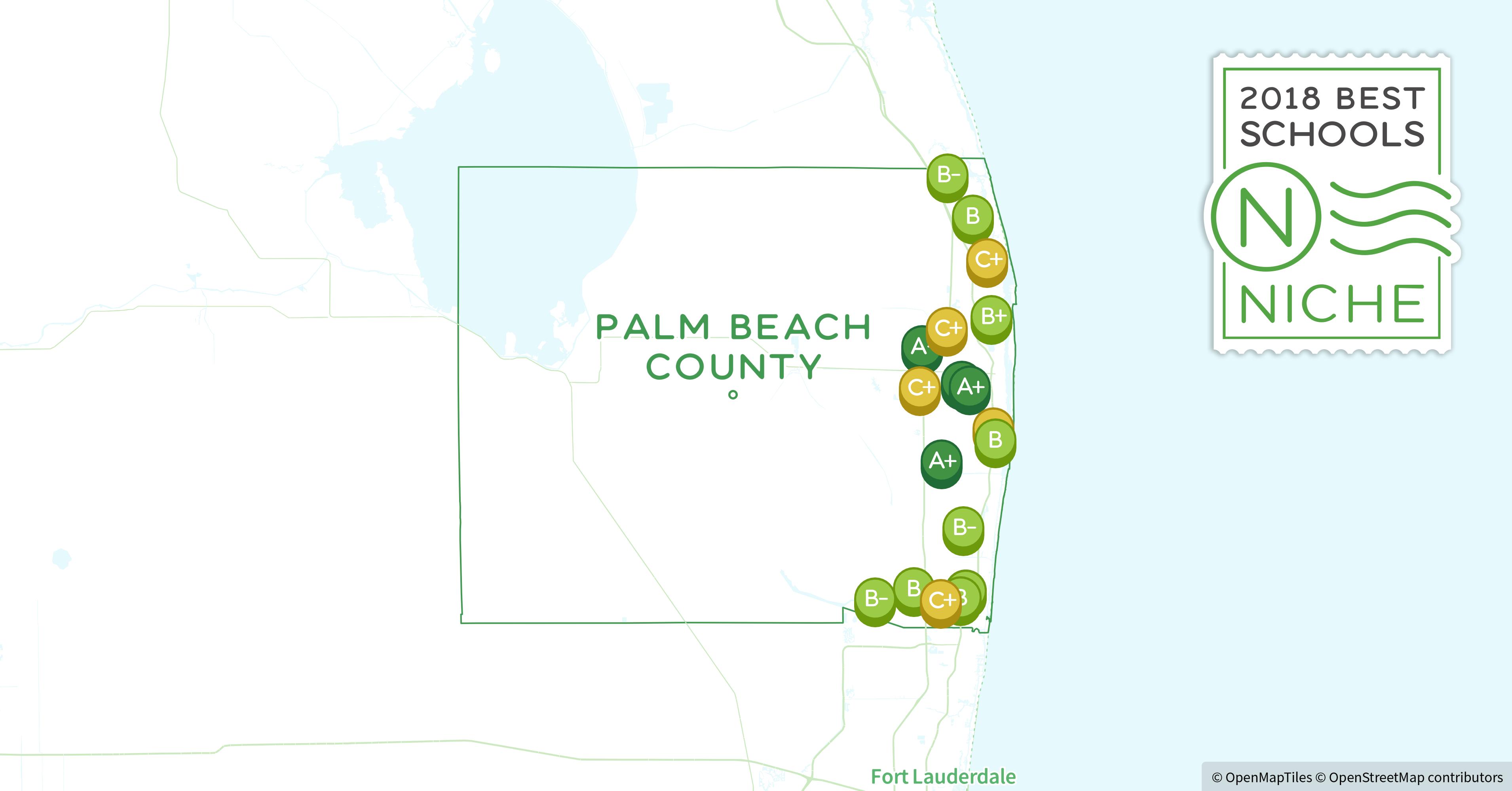 2018 Best High Schools in Palm Beach County, FL - Niche
