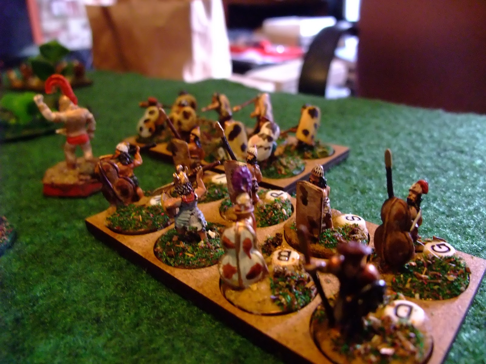 15mm Wargaming for Fun and Sanity: OGAM campaign, Pan vs Ares.
