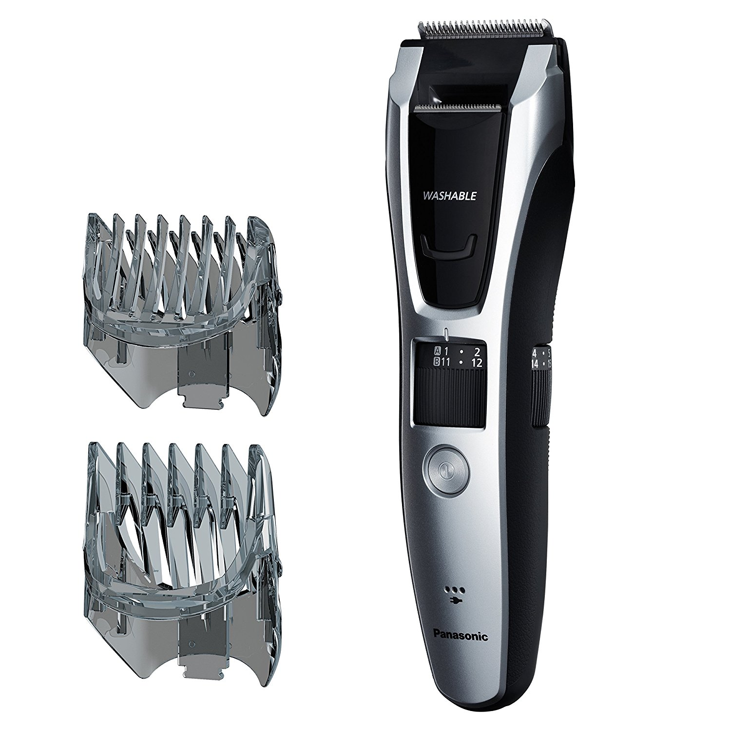 Amazon.com: Panasonic Beard and Mustache Trimmer and Hair Clipper ...