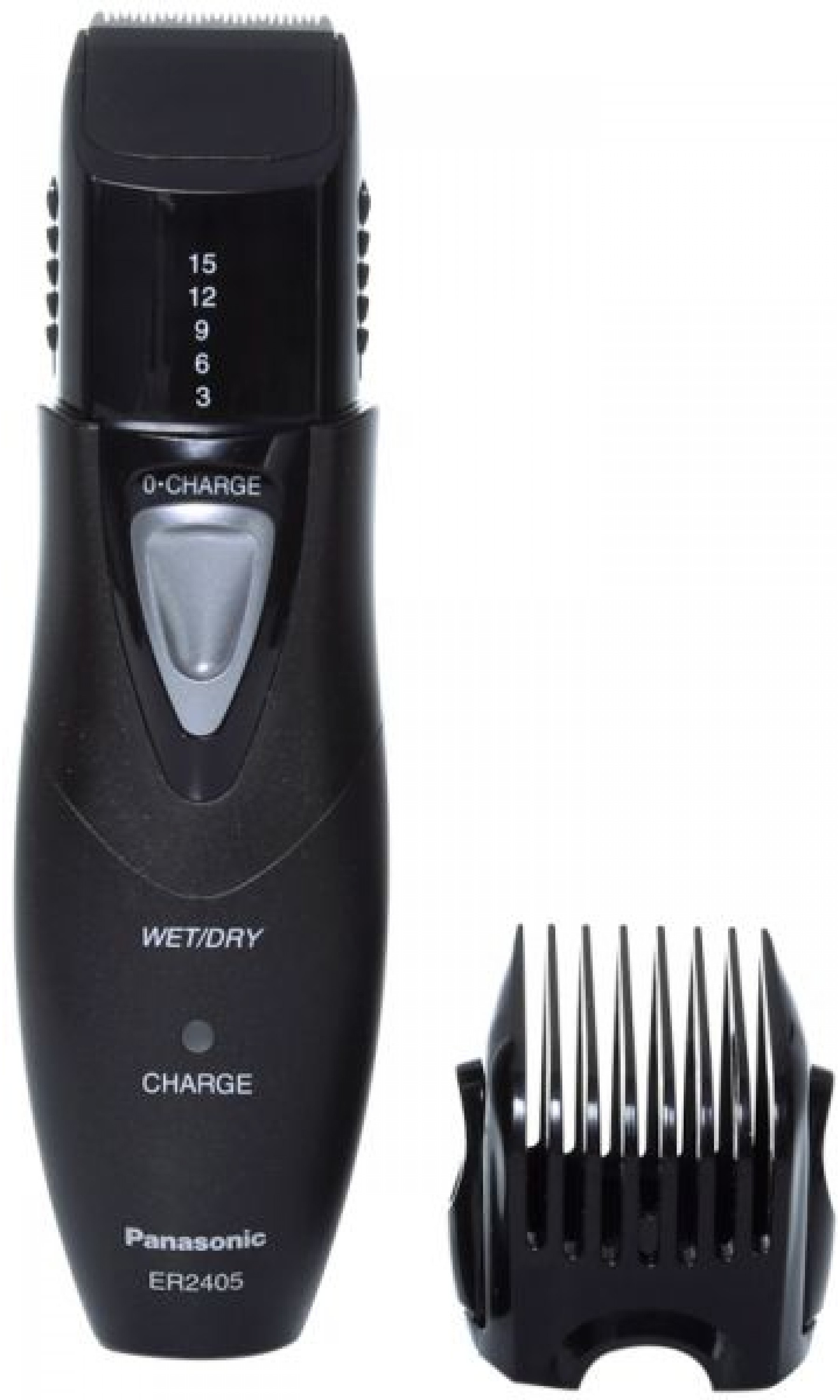 Panasonic Rechargeable Beard & Body Hair Trimmer, ER2405