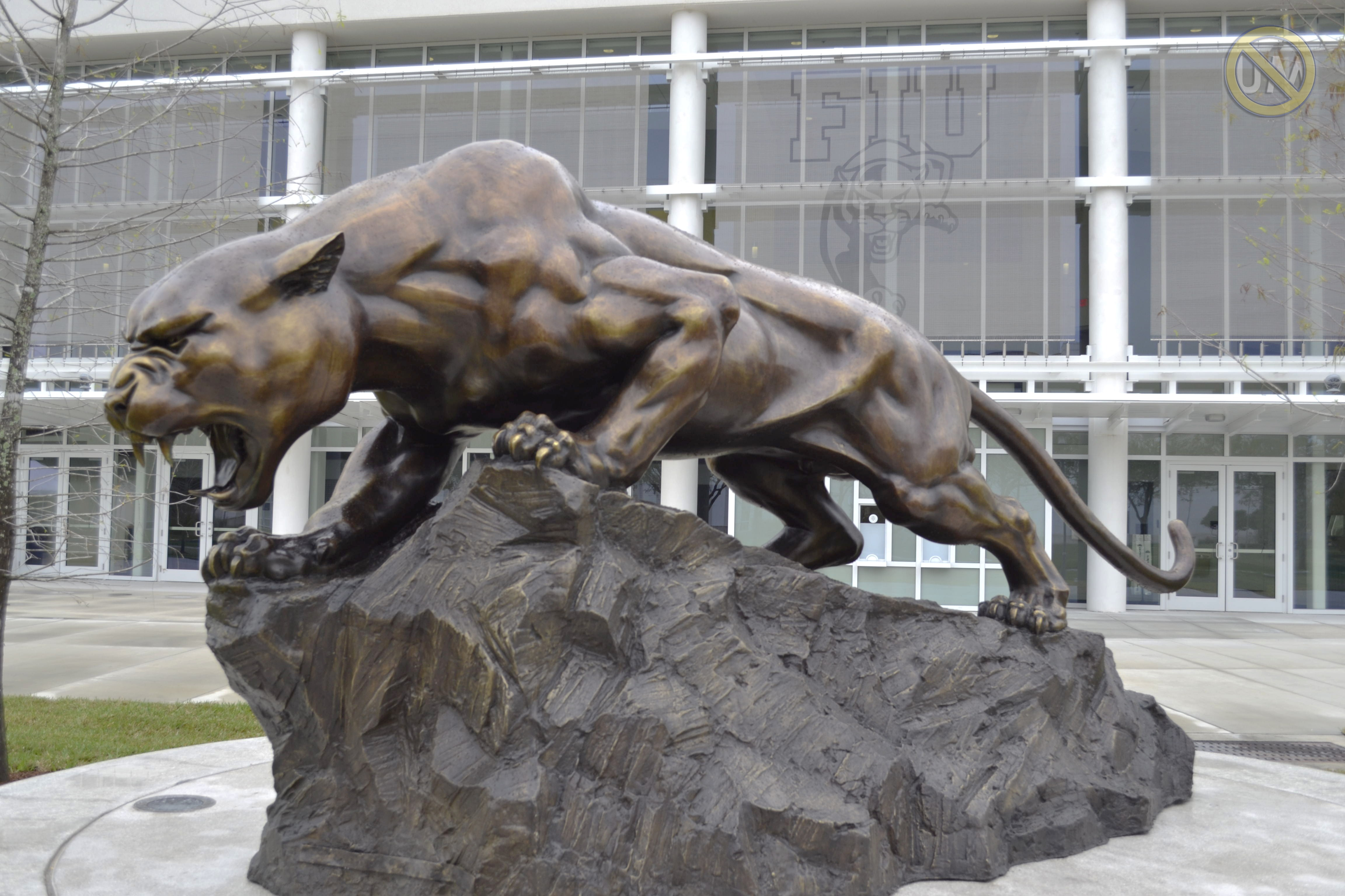 Panther Statue 6 | This Is NOT UM