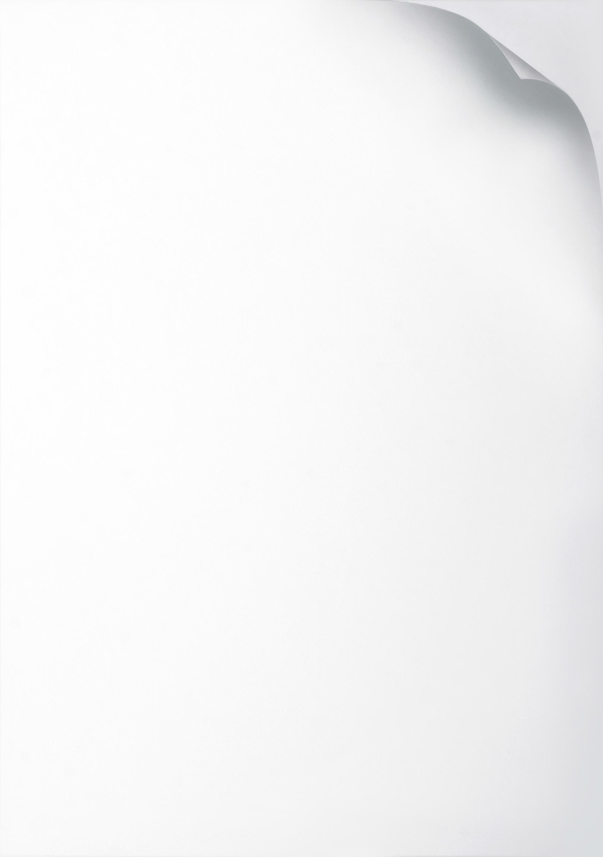Paper page, White, Bend, Transparent, Three-dimensiona, HQ Photo