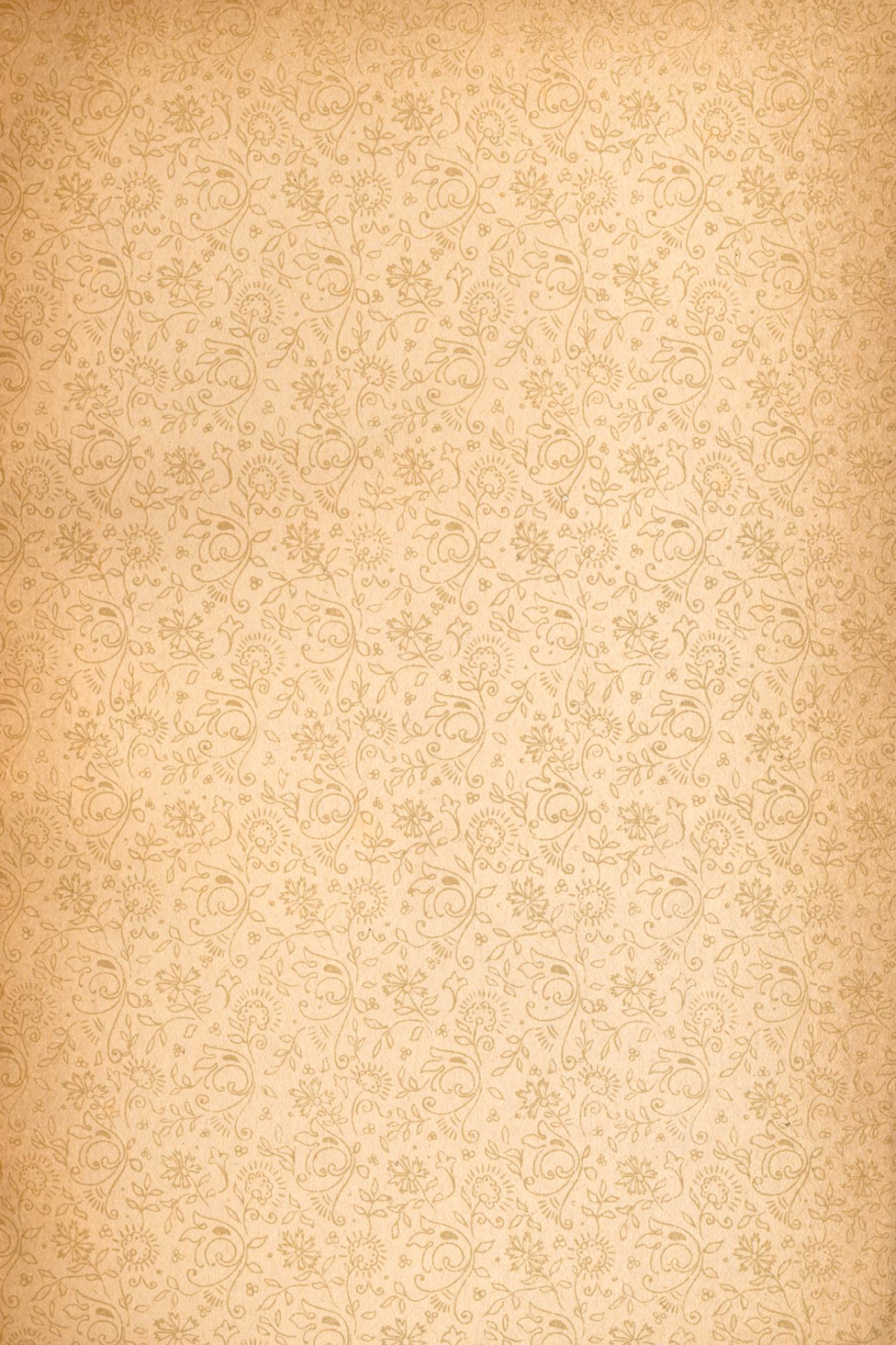Free photo: Paper Texture - Vintage Flourishes - resource, scan ...