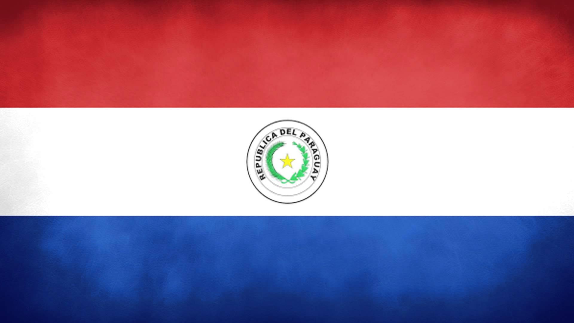 Paraguay grunge flag photo