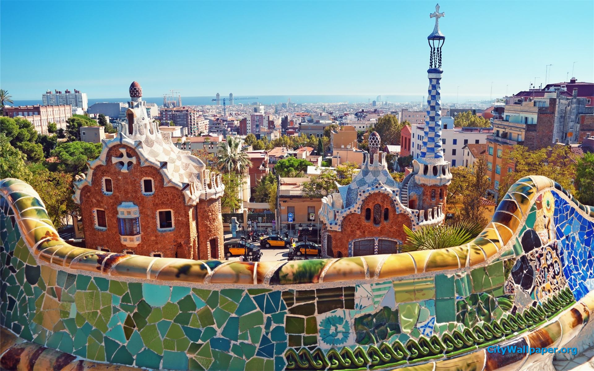 Parc Güell | Barcelona | MyCityHighlight