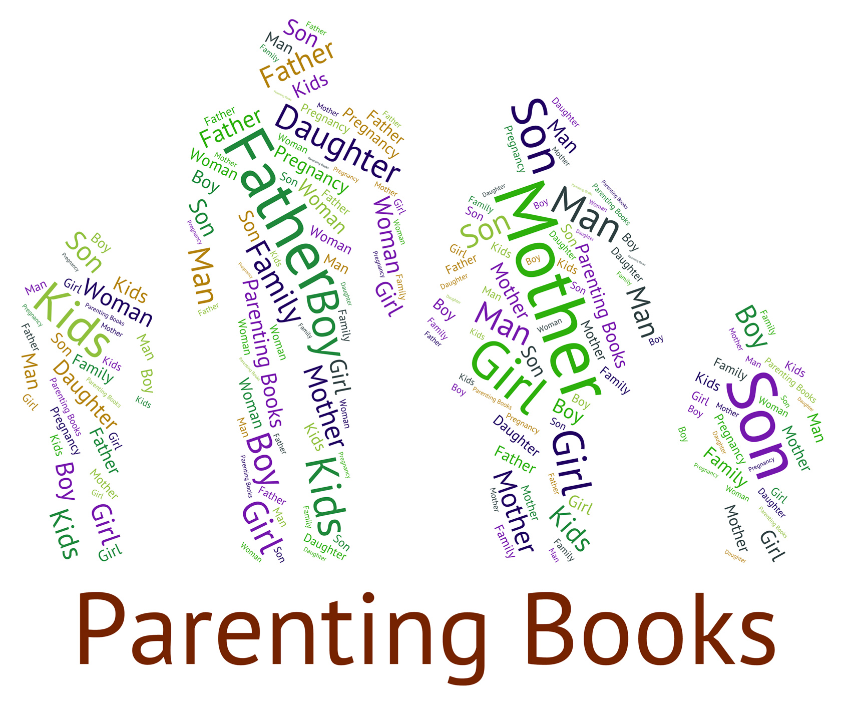 Parenting Books Means Mother And Baby And Studying, Book, Schooling, Offspring, Parent, HQ Photo