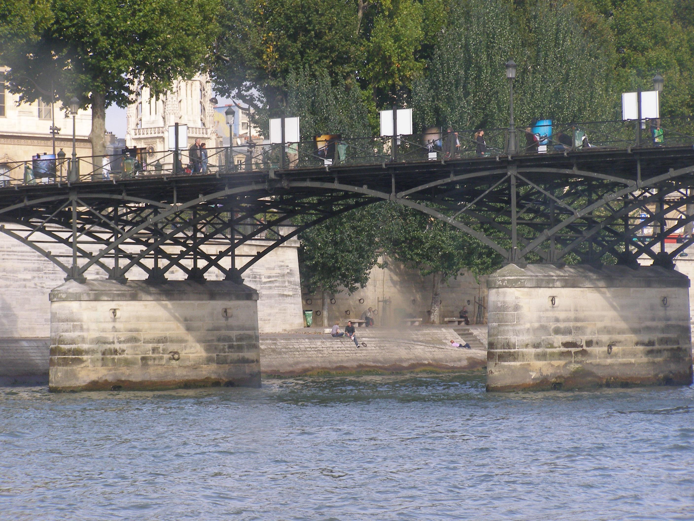Paris - boat views photo