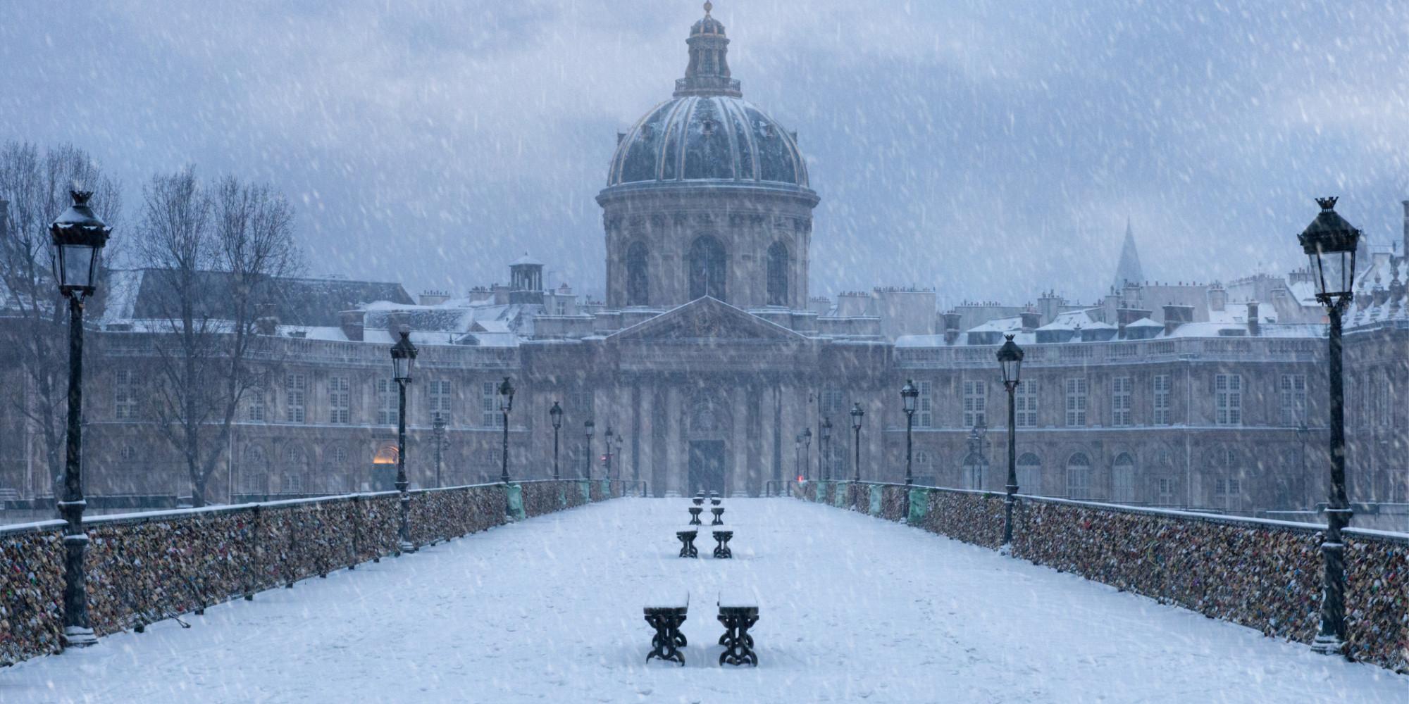 Travel with Cashmere: Paris - Silk and Cashmere | Blog