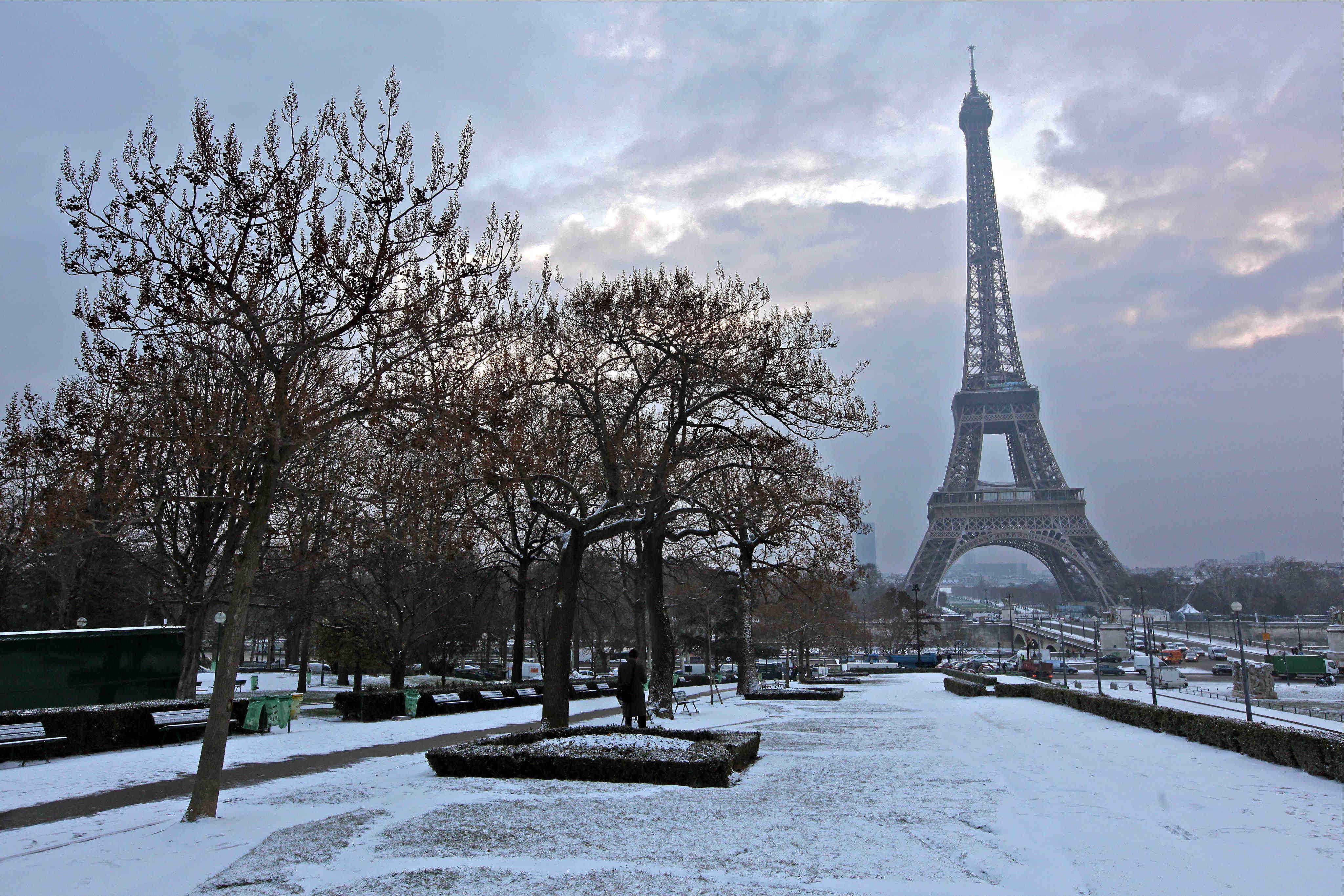 Winter saving at Paris hotels