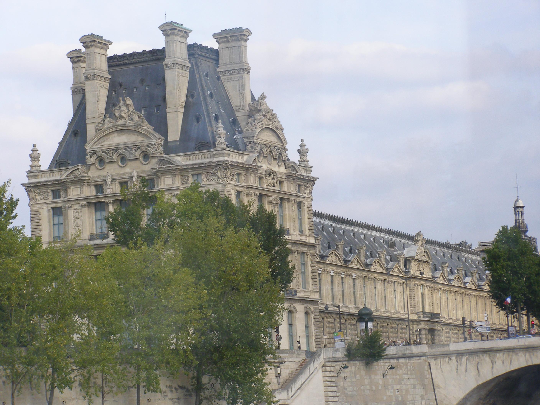 Paris - palace views photo