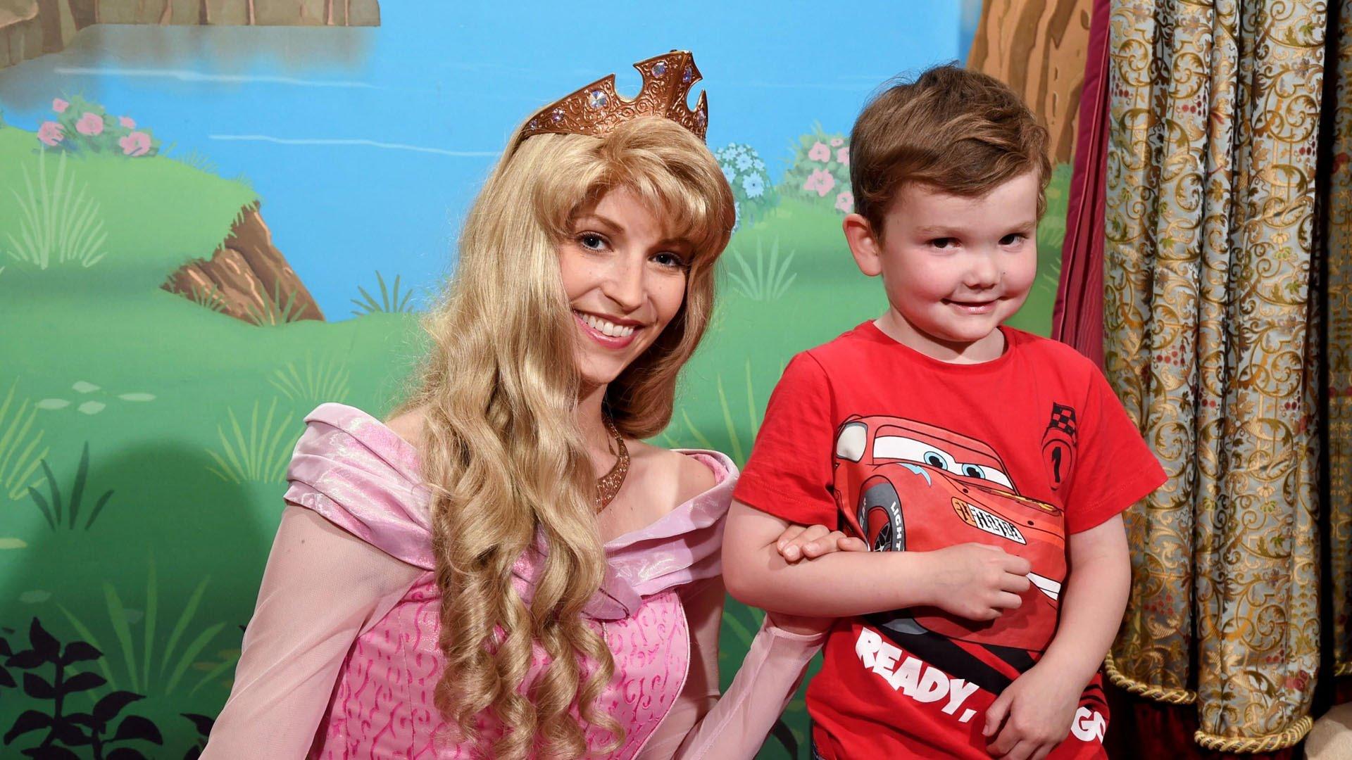 The Princess Pavilion at Disneyland Paris - Royal Invitation with ...