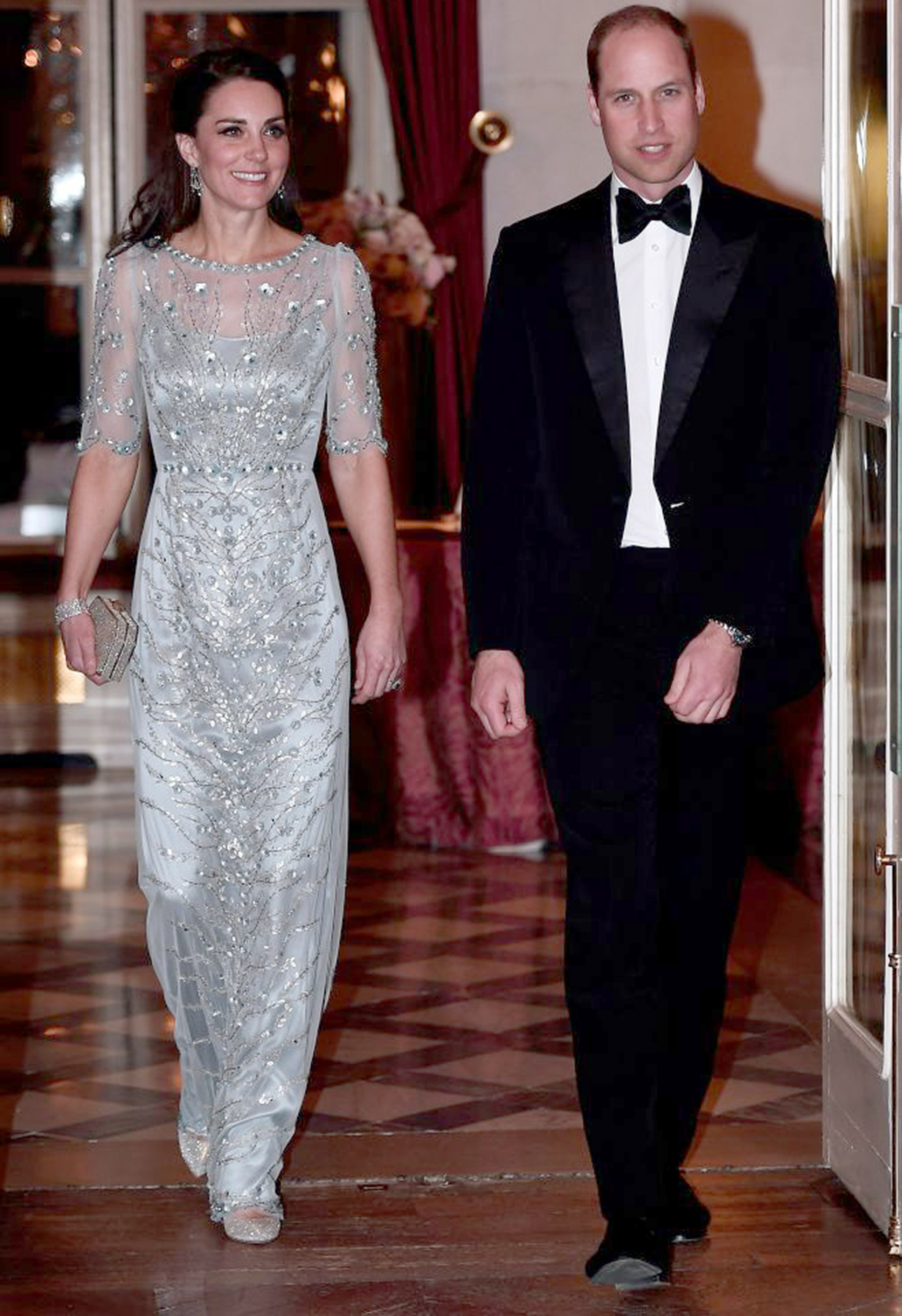 See Princess Kate's Two Stunning Paris Looks in One Night ...