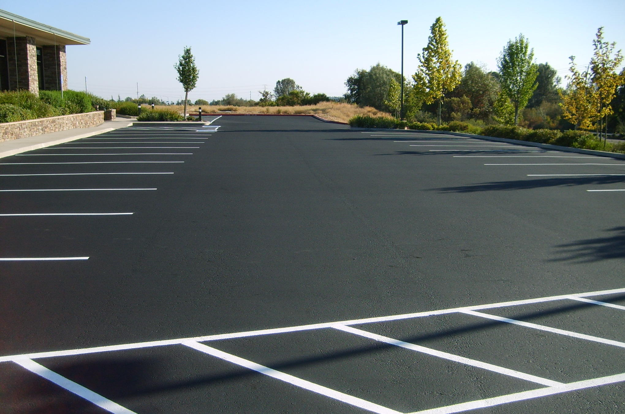 Parking Lot Sealcoating... how important is it?
