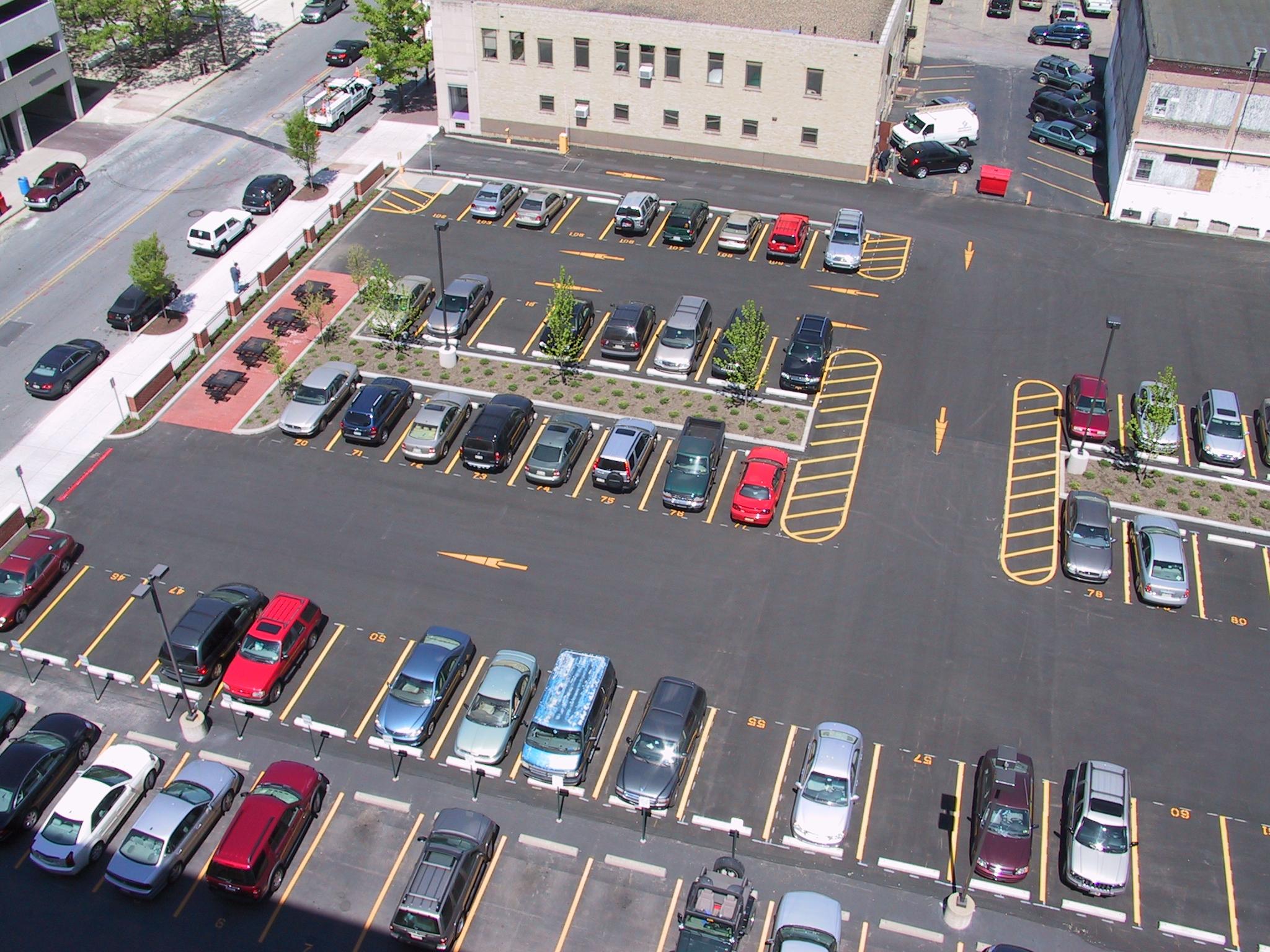 Quad 3 | Parking Lot Design/Building Demolition