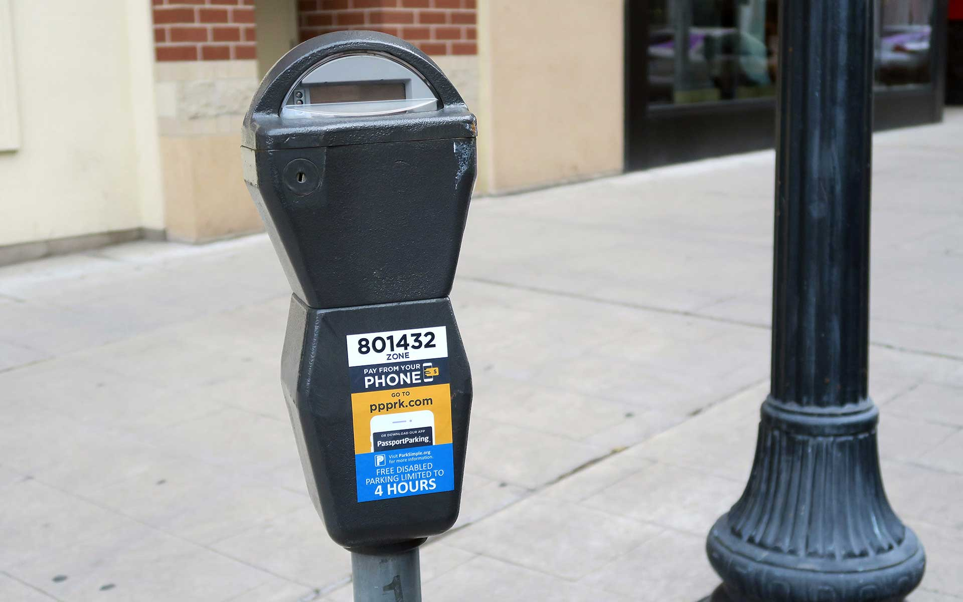 Pay-by-Phone Meter Parking - City of Spokane, Washington