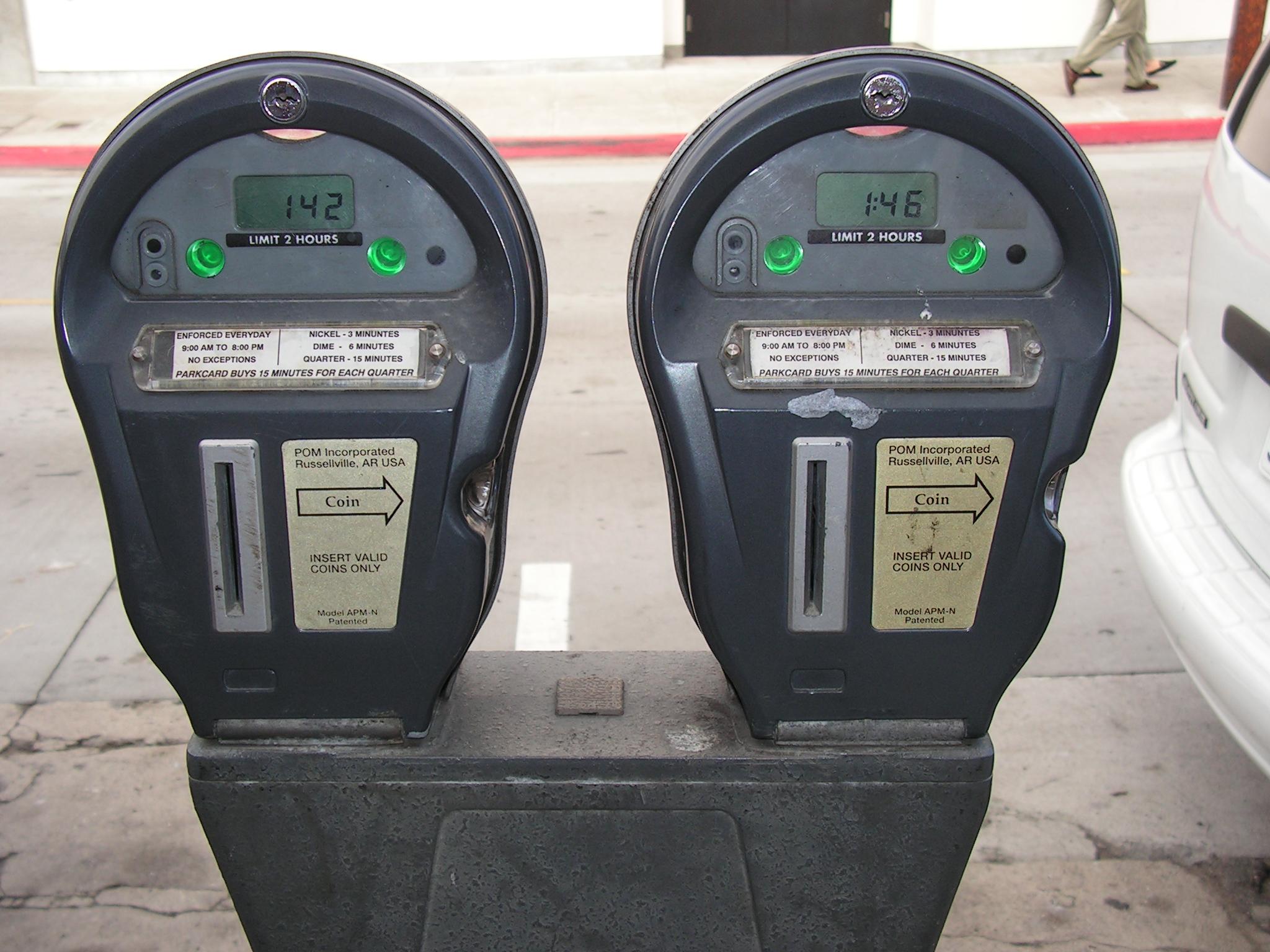File:Parking meter.jpg - Wikimedia Commons