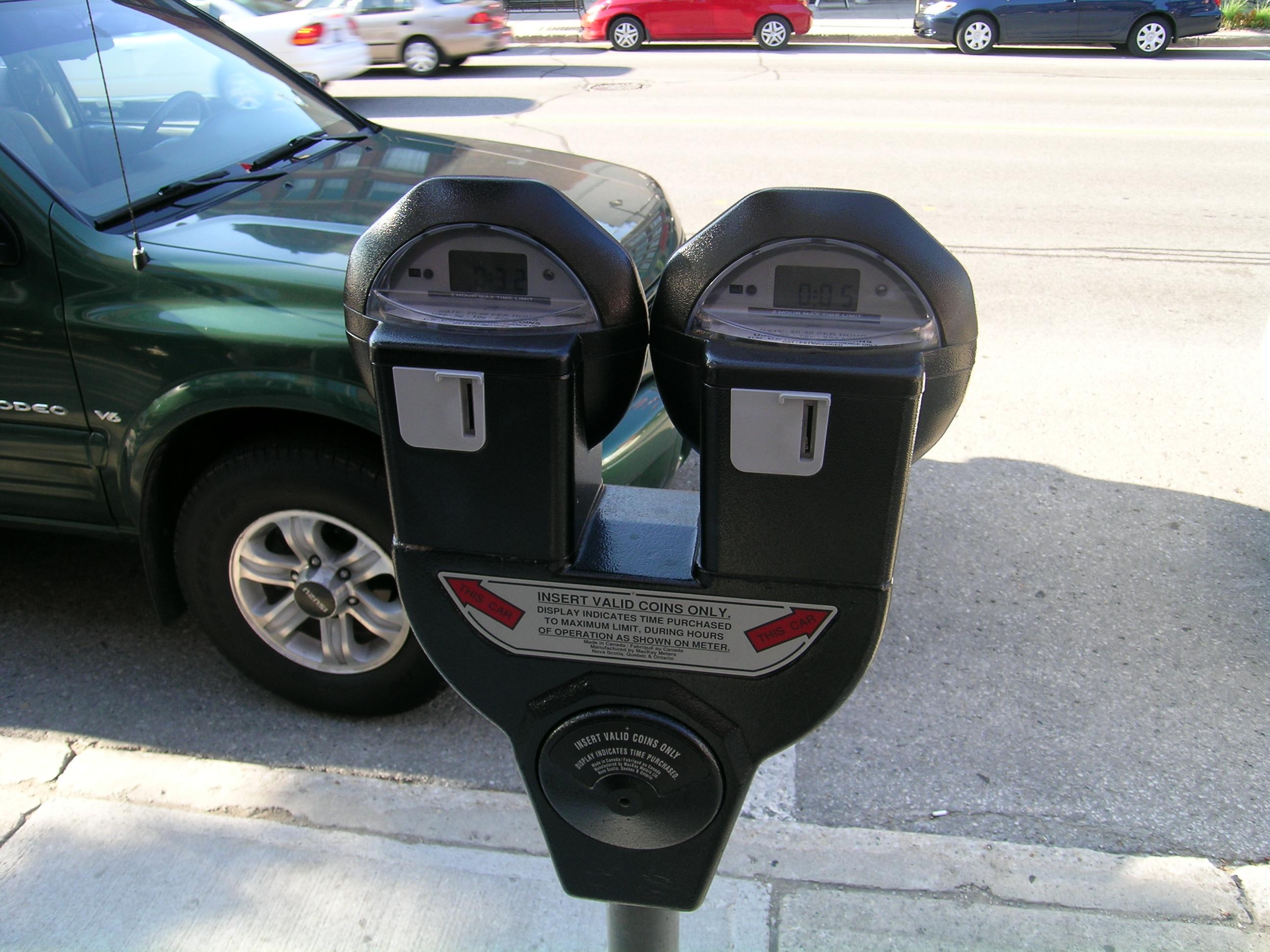 File:Parking meter ne.JPG - Wikimedia Commons