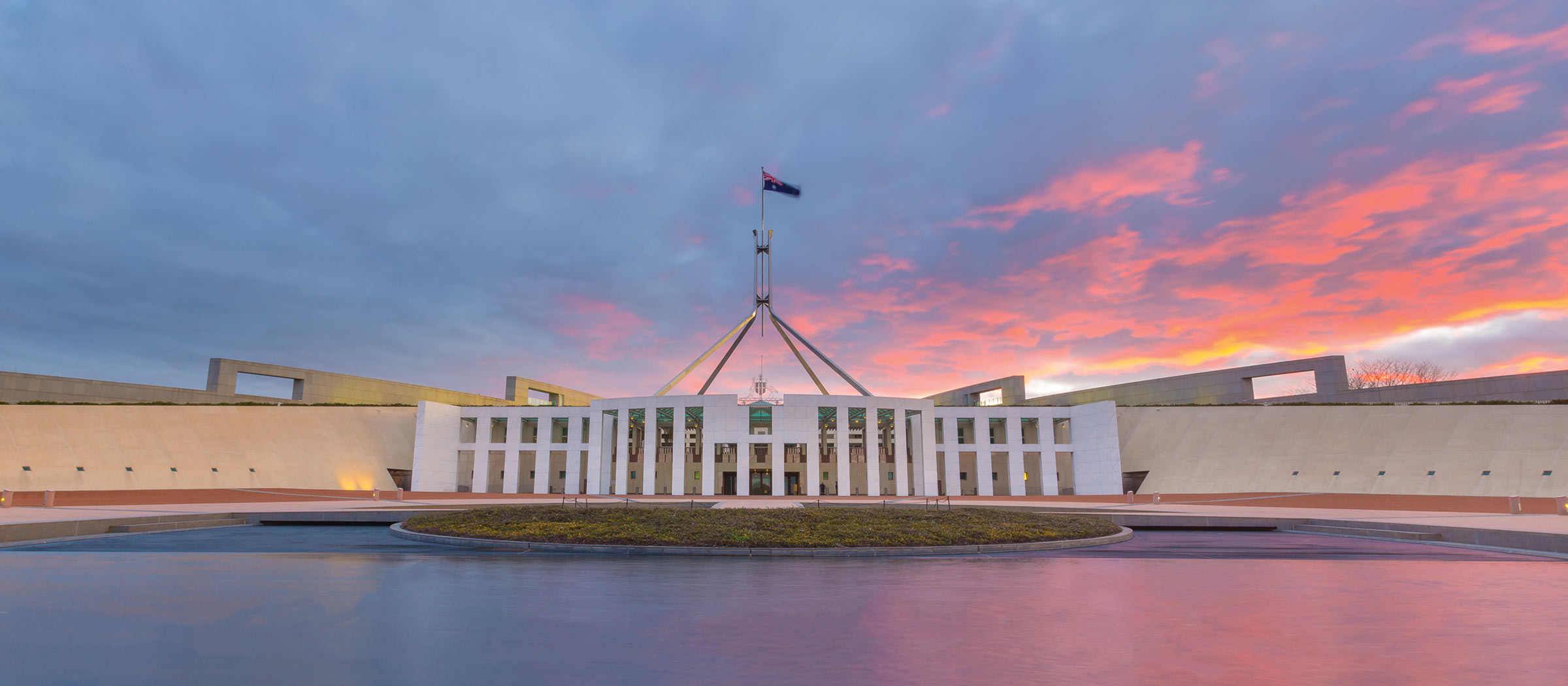 Parliament house photo