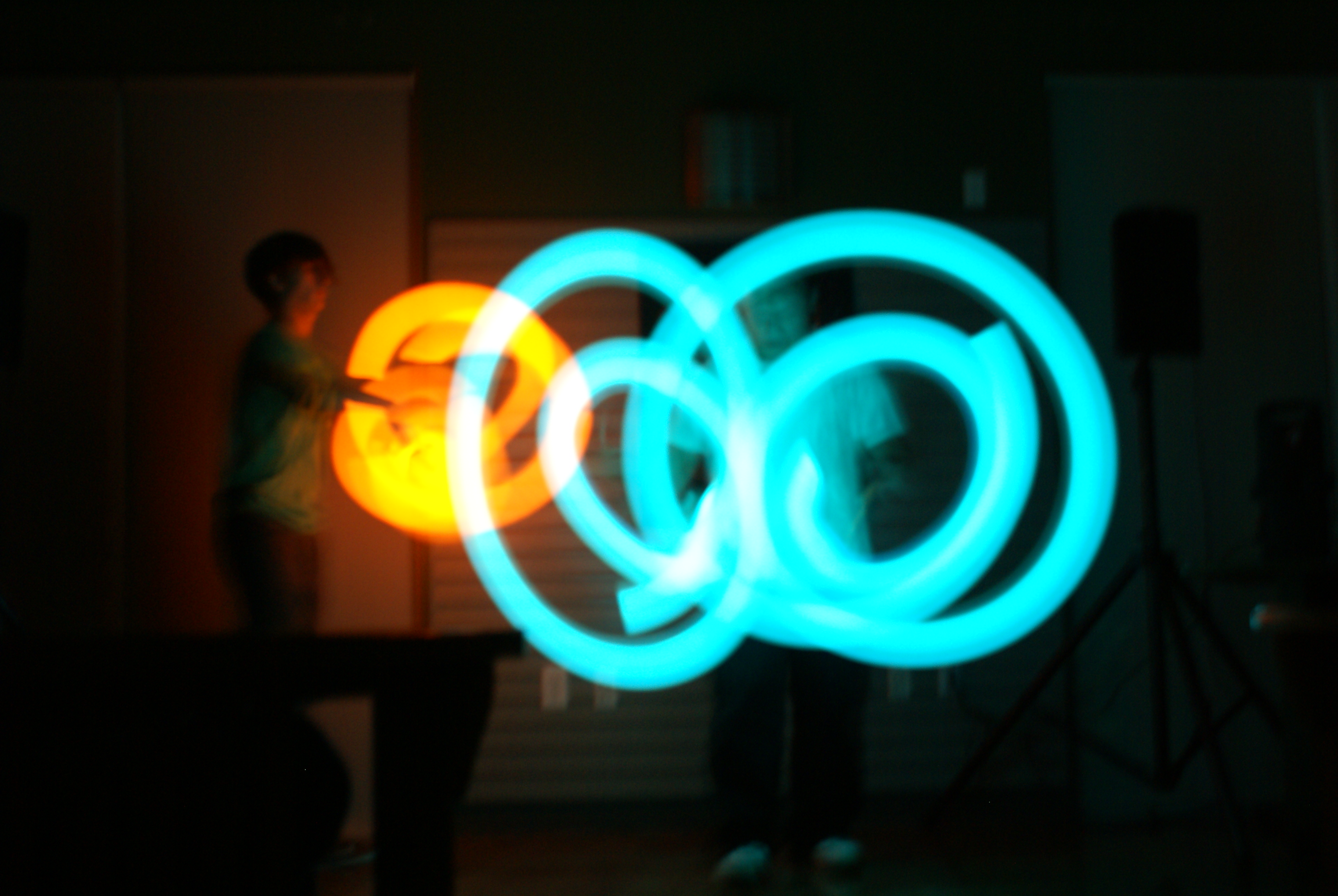 Partner glow photo